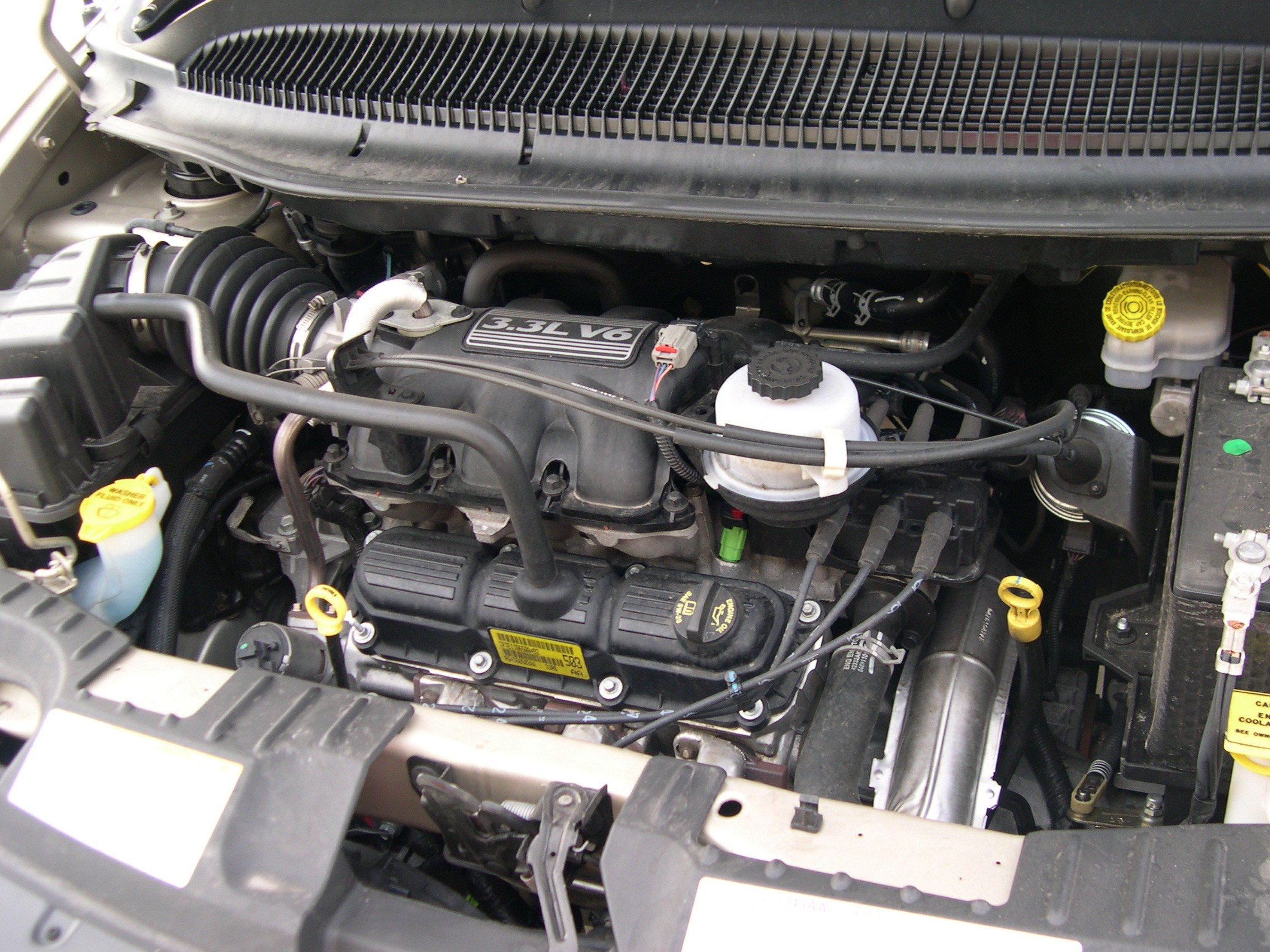 2005 Chrysler town and Country Engine Diagram File 2005 Chrysler town and Country Lx 3 3 Engine Jpg Wikimedia Of 2005 Chrysler town and Country Engine Diagram