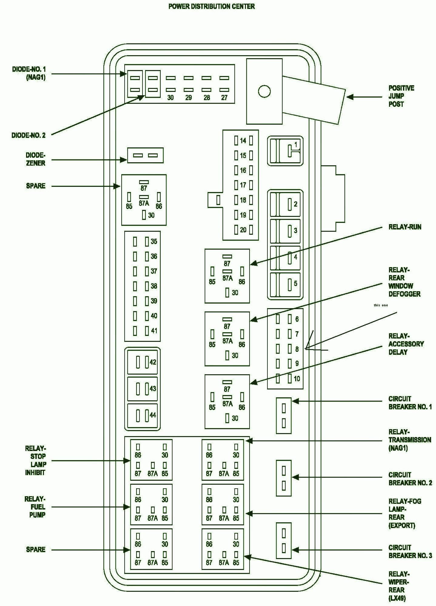 [SCHEMATICS_44OR]  0C562 2007 Dodge Ram 1500 Fuse Box | Wiring Library | 2007 Dodge Ram 1500 Hemi Fuse Box |  | Wiring Library