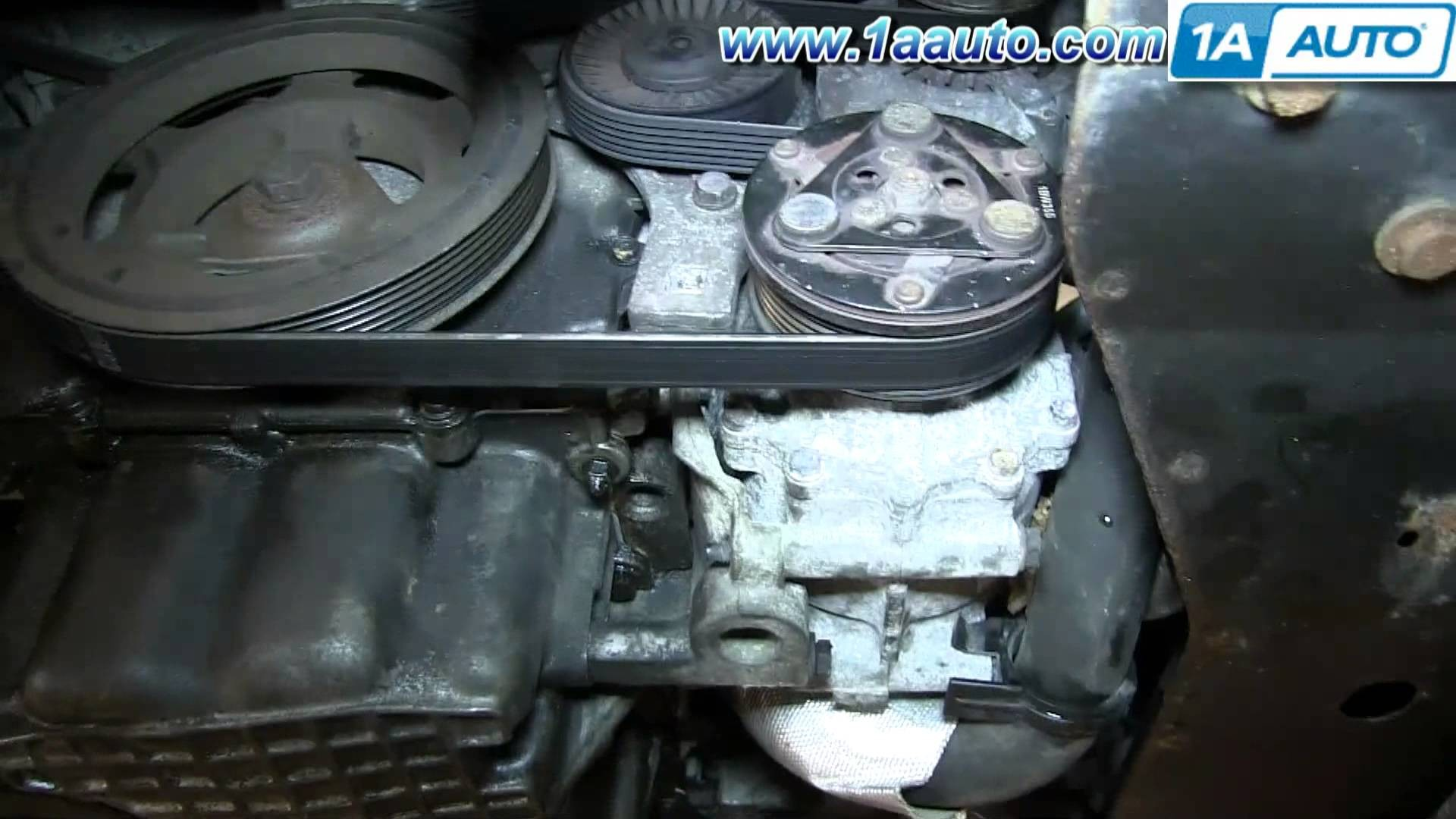 2005 Dodge Stratus Engine Diagram How to Install Replace Power Steering Belt 2 7l Chrysler Sebring Of 2005 Dodge Stratus Engine Diagram