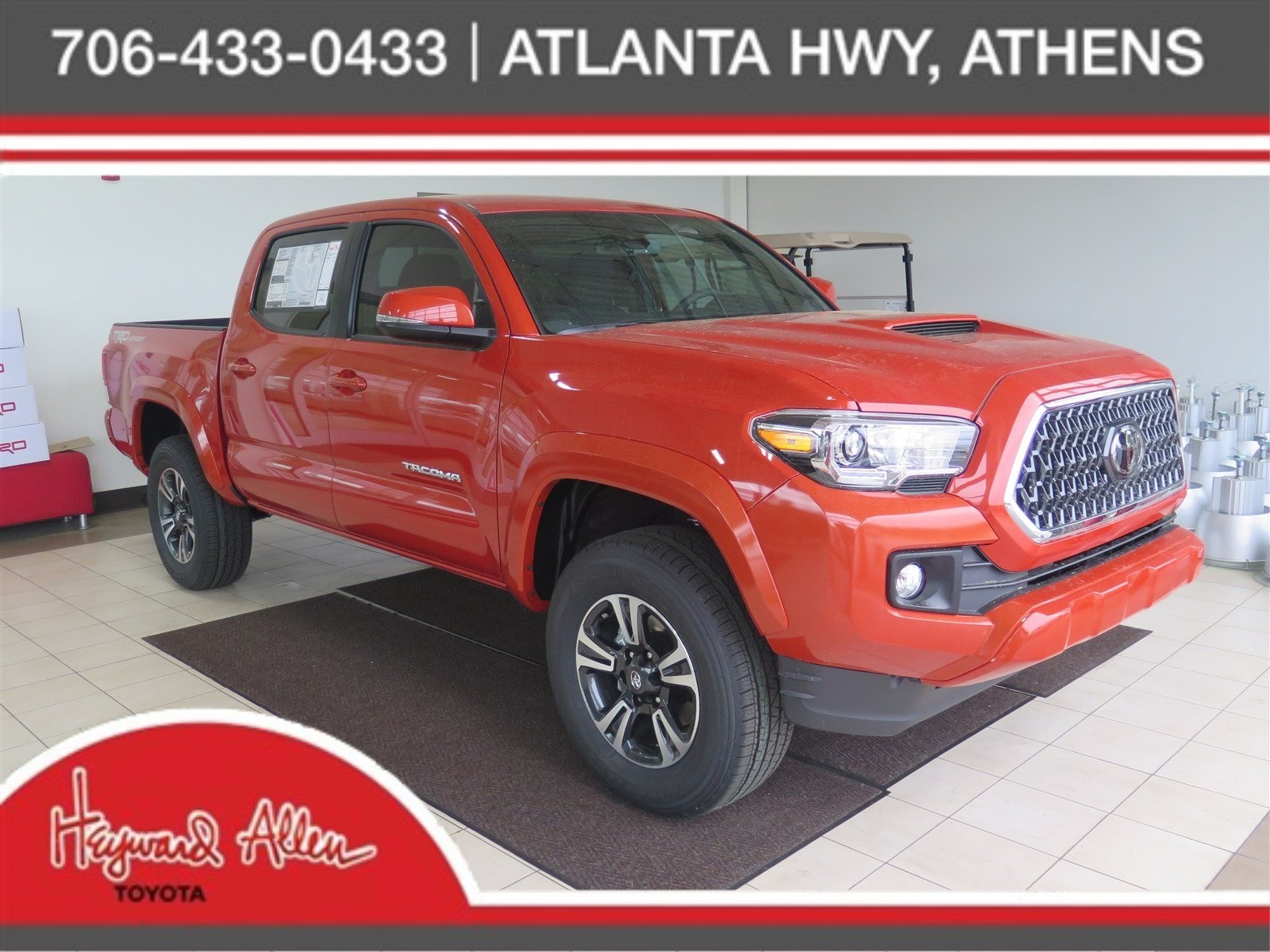 2005 Toyota Tacoma Parts Diagram New 2018 Ta A Trd Sport Pickup Double Cab In Athens