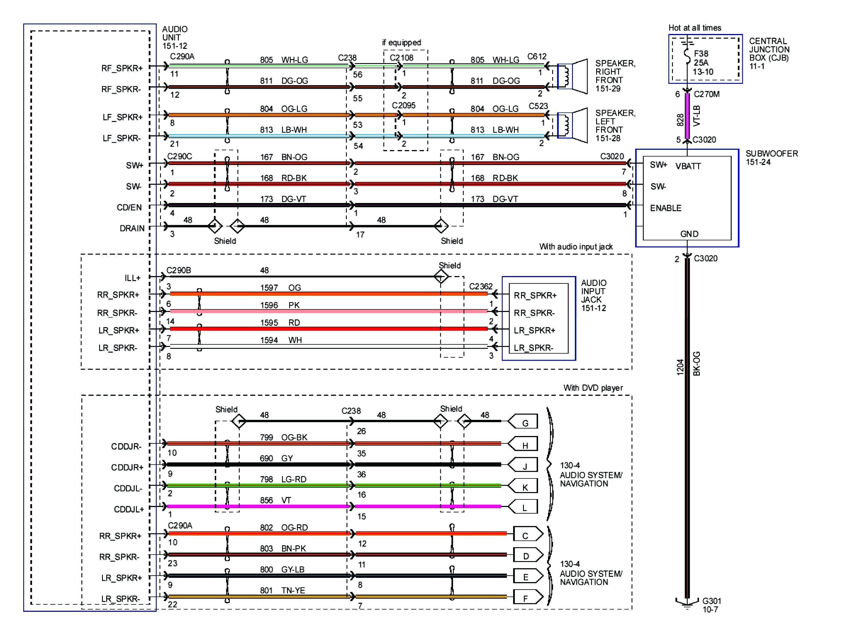 2006 ford Fusion Radio Wiring Diagram Mazda Protege Radio ...  Mazda Protege Radio Wiring Diagram on