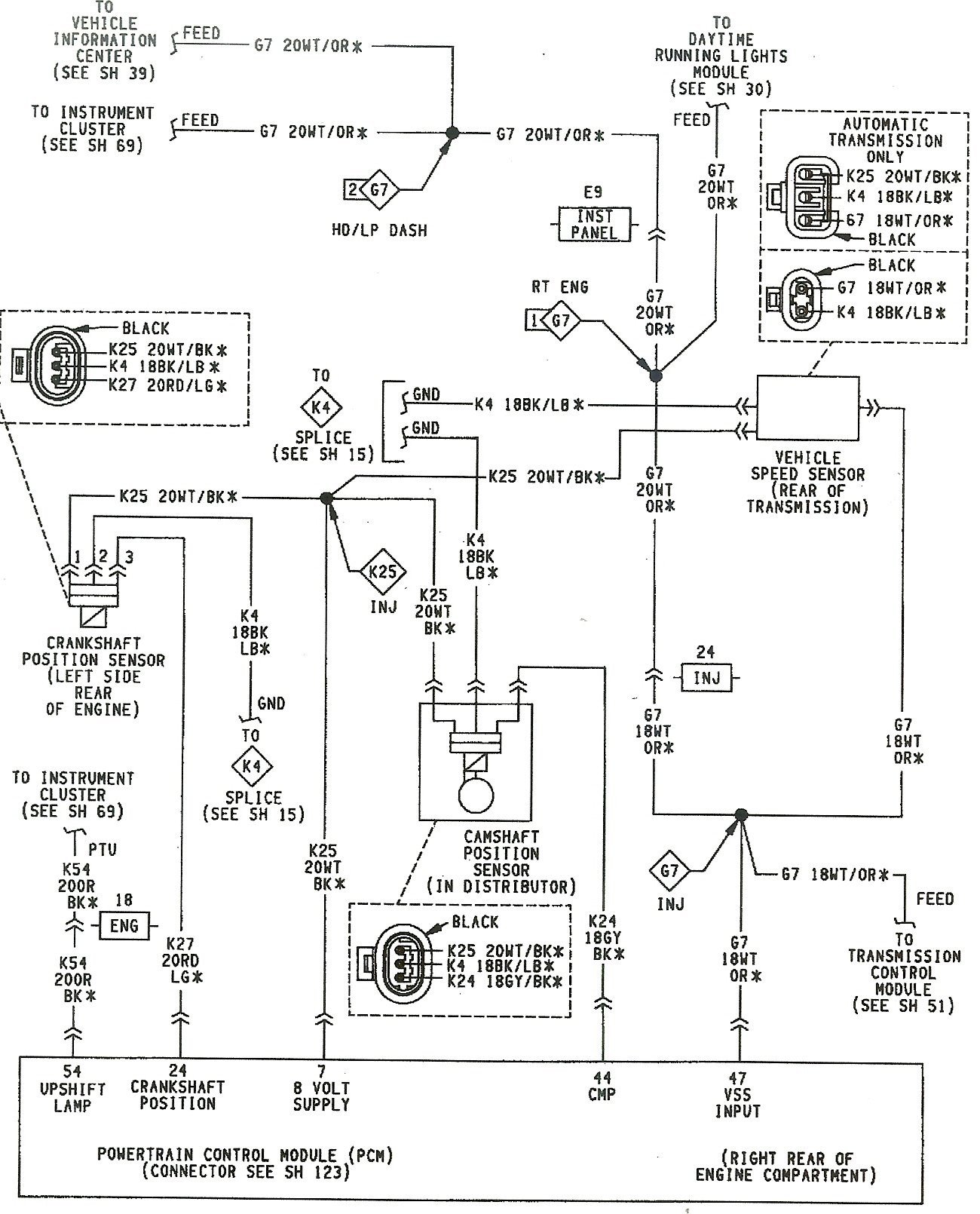 2006 Jeep Grand Cherokee Engine Diagram Sterling Truck Wiring Diagrams I Have A 93 With