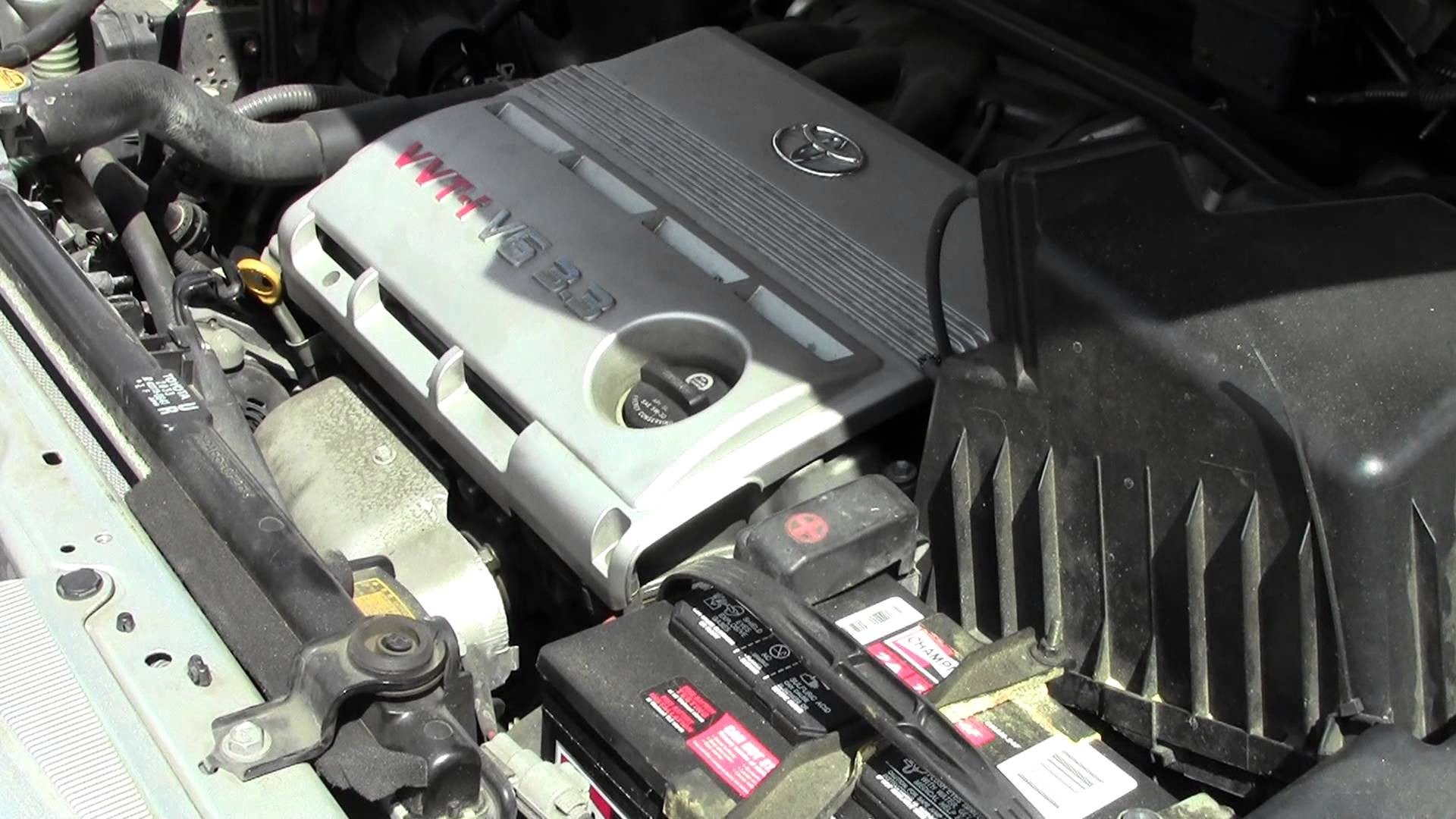 2006 toyota Avalon Engine Diagram 2004 toyota Highlander Bad Engine or Transmission Mount Of 2006 toyota Avalon Engine Diagram