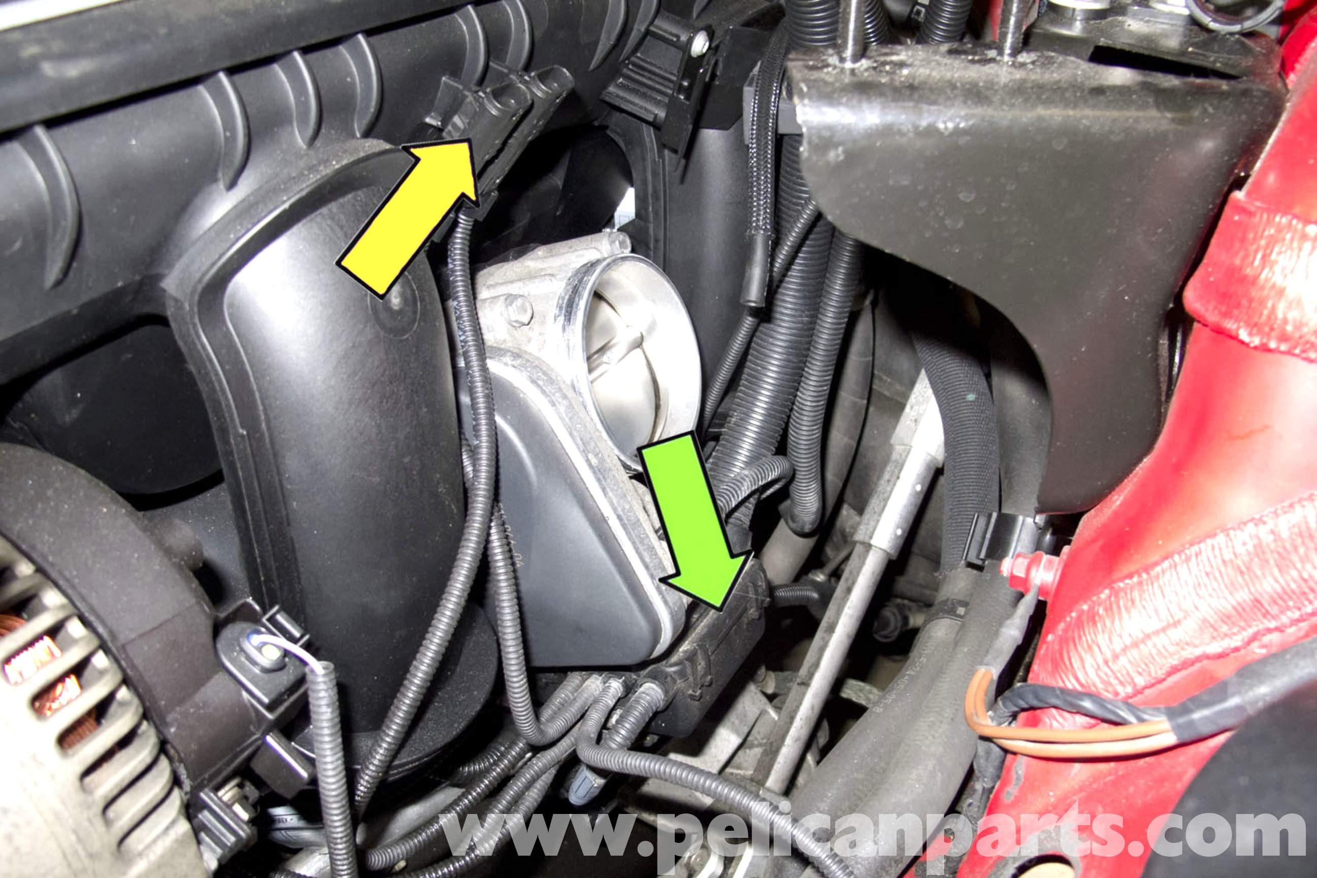 2007 Bmw 328i Engine Diagram My Wiring E90 Intake Manifold Replacement E91 E92 E93 Of