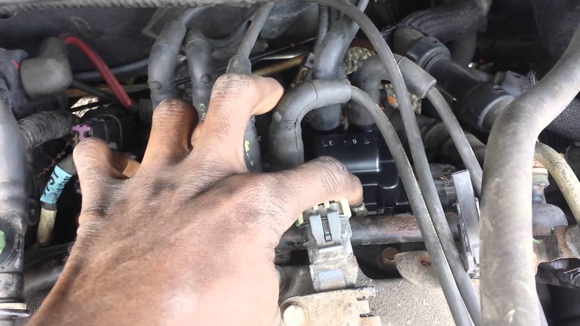 2007 Chevy Equinox Engine Diagram How to Change Coil Pack On A 2005 Chevy Equinox Of 2007 Chevy Equinox Engine Diagram