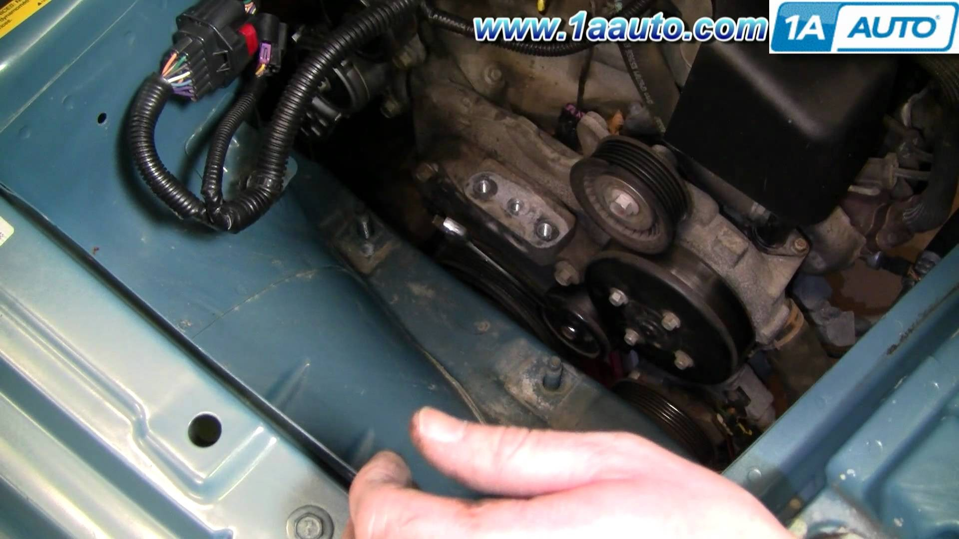 2007 Chevy Equinox Engine Diagram How to Install Replace Serpentine Belt Idler Pulleys Chevy Equinox Of 2007 Chevy Equinox Engine Diagram