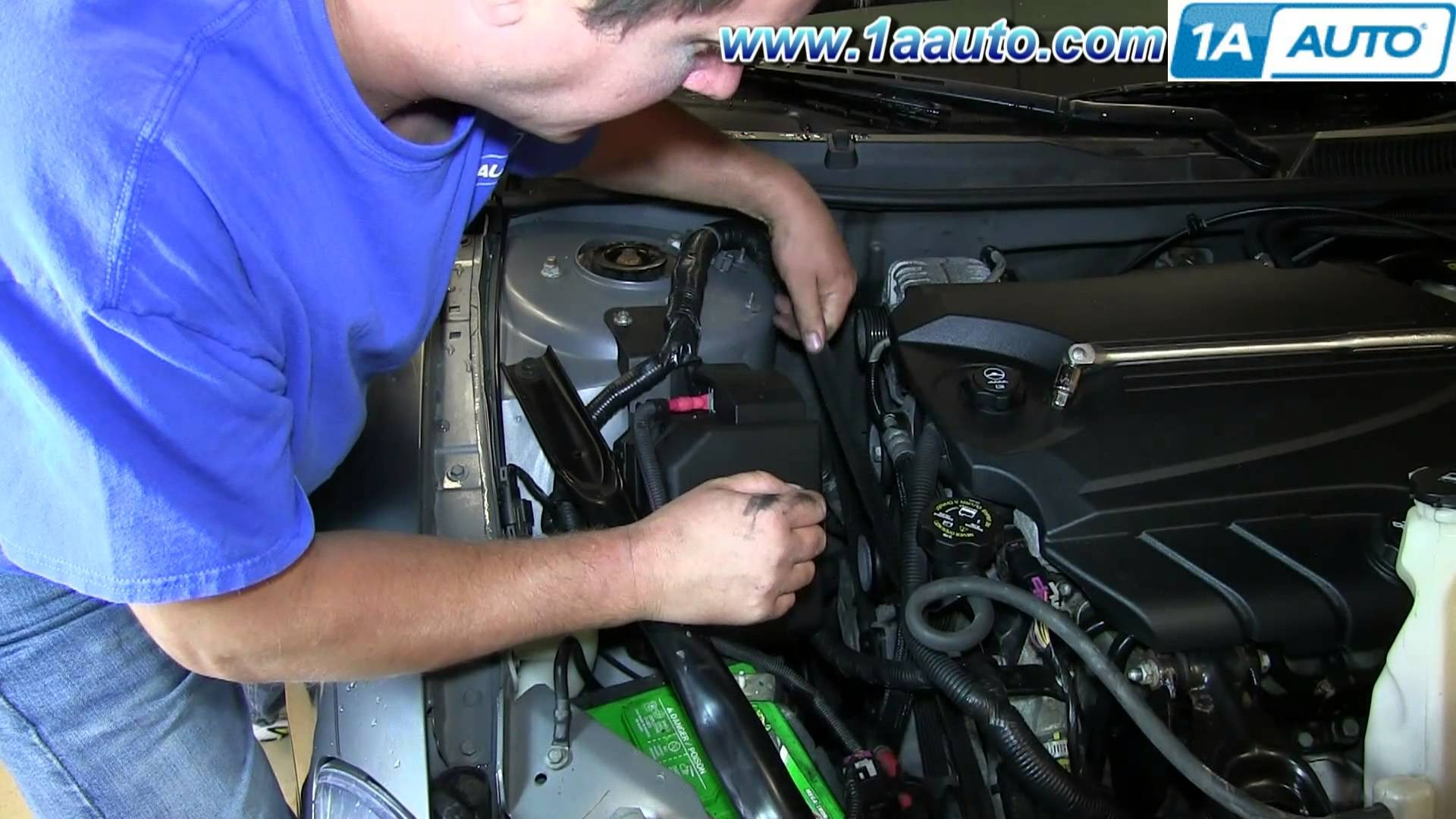 2007 Chevy Uplander Engine Diagram How to Install Replace Engine Serpentine Belt 2006 12 Chevy Impala Of 2007 Chevy Uplander Engine Diagram How to Replace Install Engine Ignition Coil 2006 12 Chevy Impala 3 5