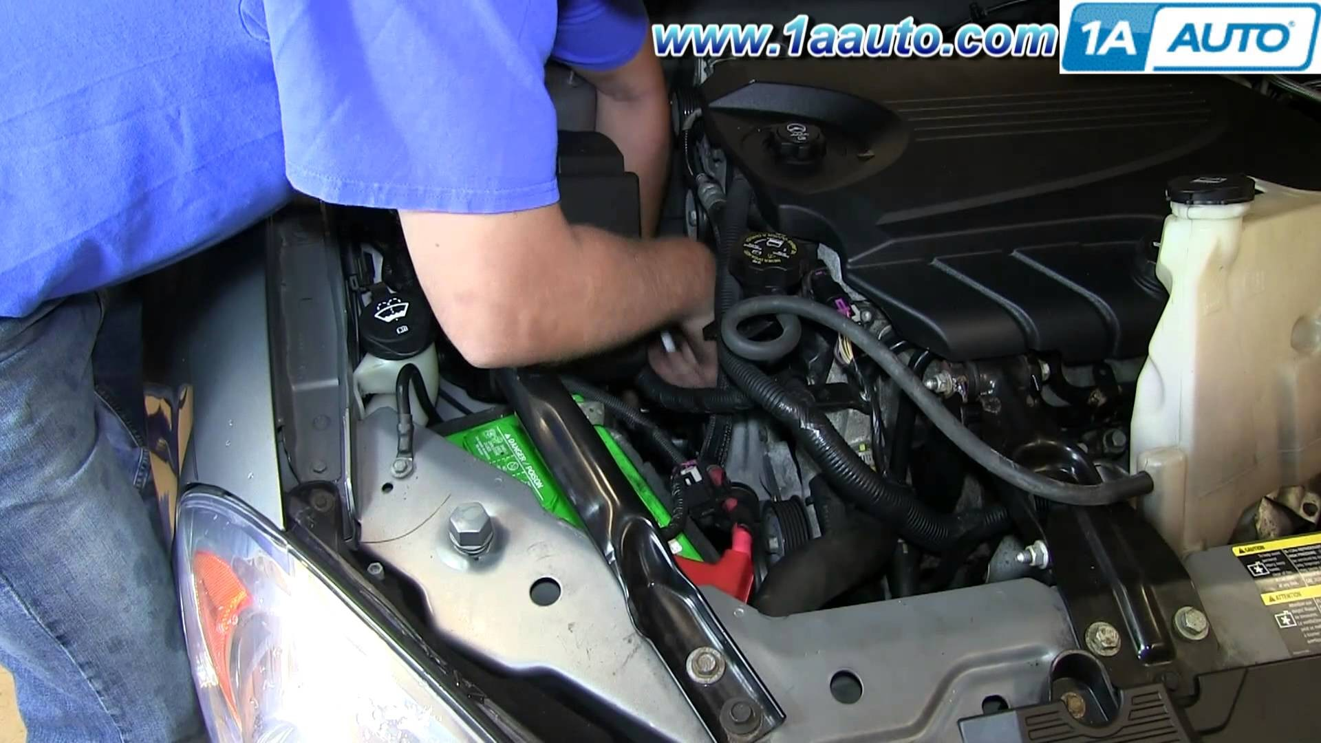 2007 Chevy Uplander Engine Diagram How to Install Replace Engine Serpentine Belt Tensioner 2006 12 Of 2007 Chevy Uplander Engine Diagram How to Replace Install Engine Ignition Coil 2006 12 Chevy Impala 3 5
