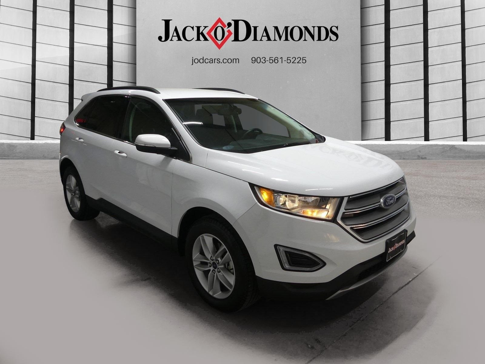 2007 ford Edge Engine Diagram Pre Owned 2015 ford Edge Sel Sport Utility  Near Tyler 18hpi42a