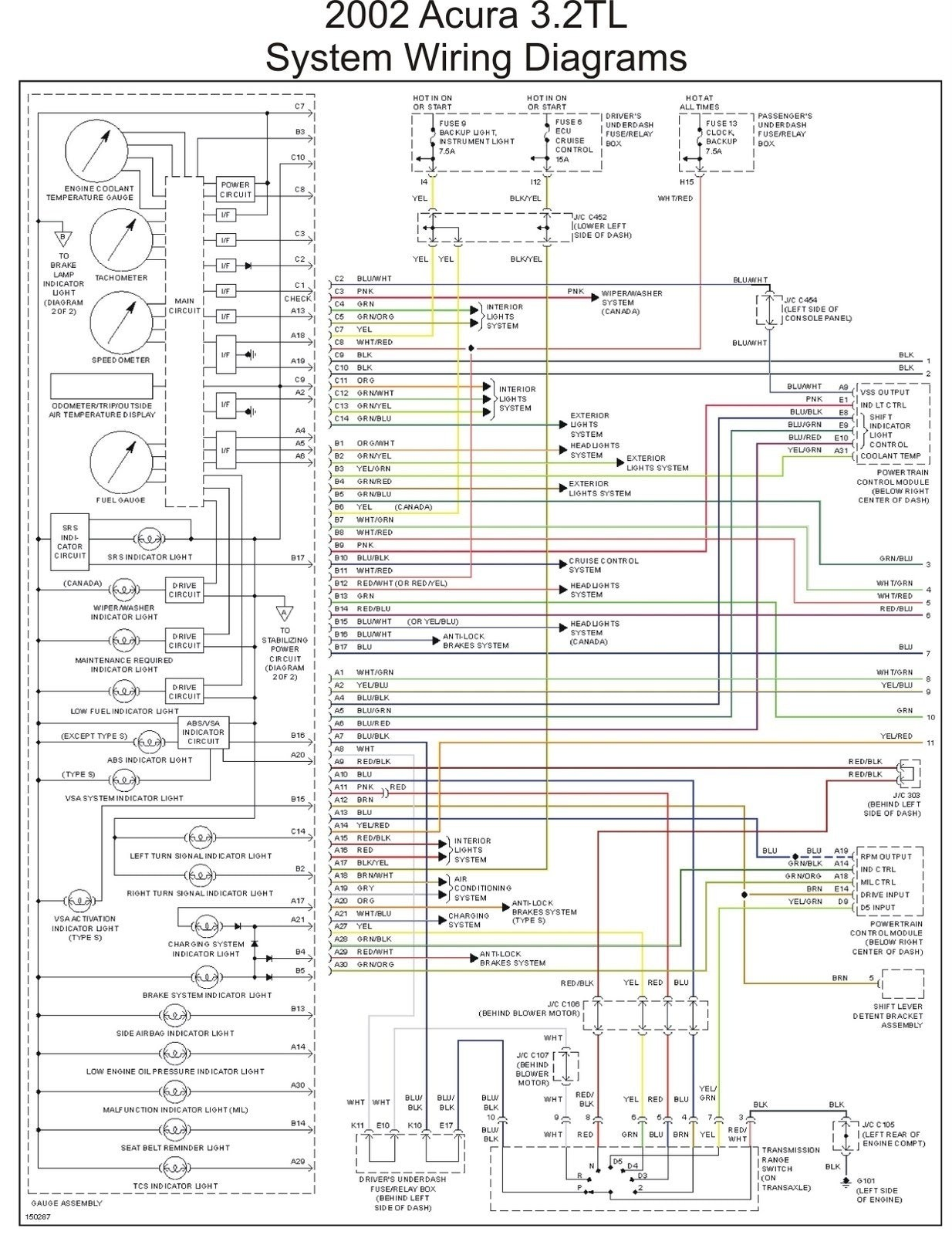 Gmc Yukon Engine Diagram Good Guide Of Wiring 2002 Envoy Fuse Box Library Rh 87 Akszer Eu 2009