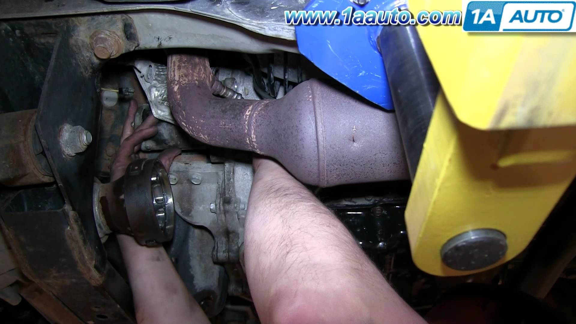 2007 jeep commander engine diagram how to install replace engine starter 3  7l 4wd 2002 07 jeep liberty