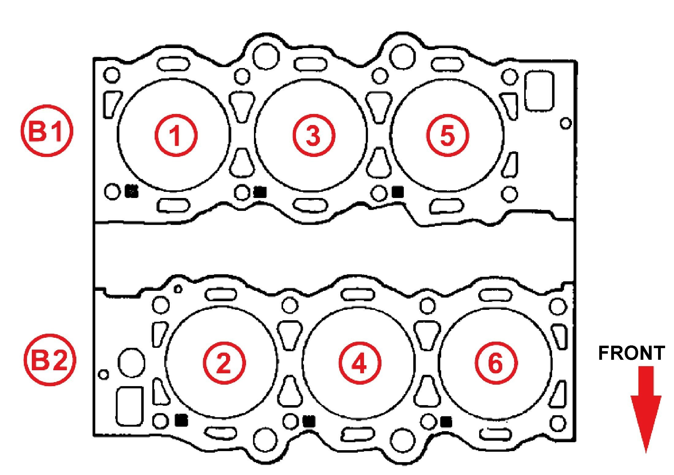 "2007 toyota Camry Engine Diagram P0352 Ignition Coil """" What is the Correlation to Numbers Of 2007 toyota Camry Engine Diagram"