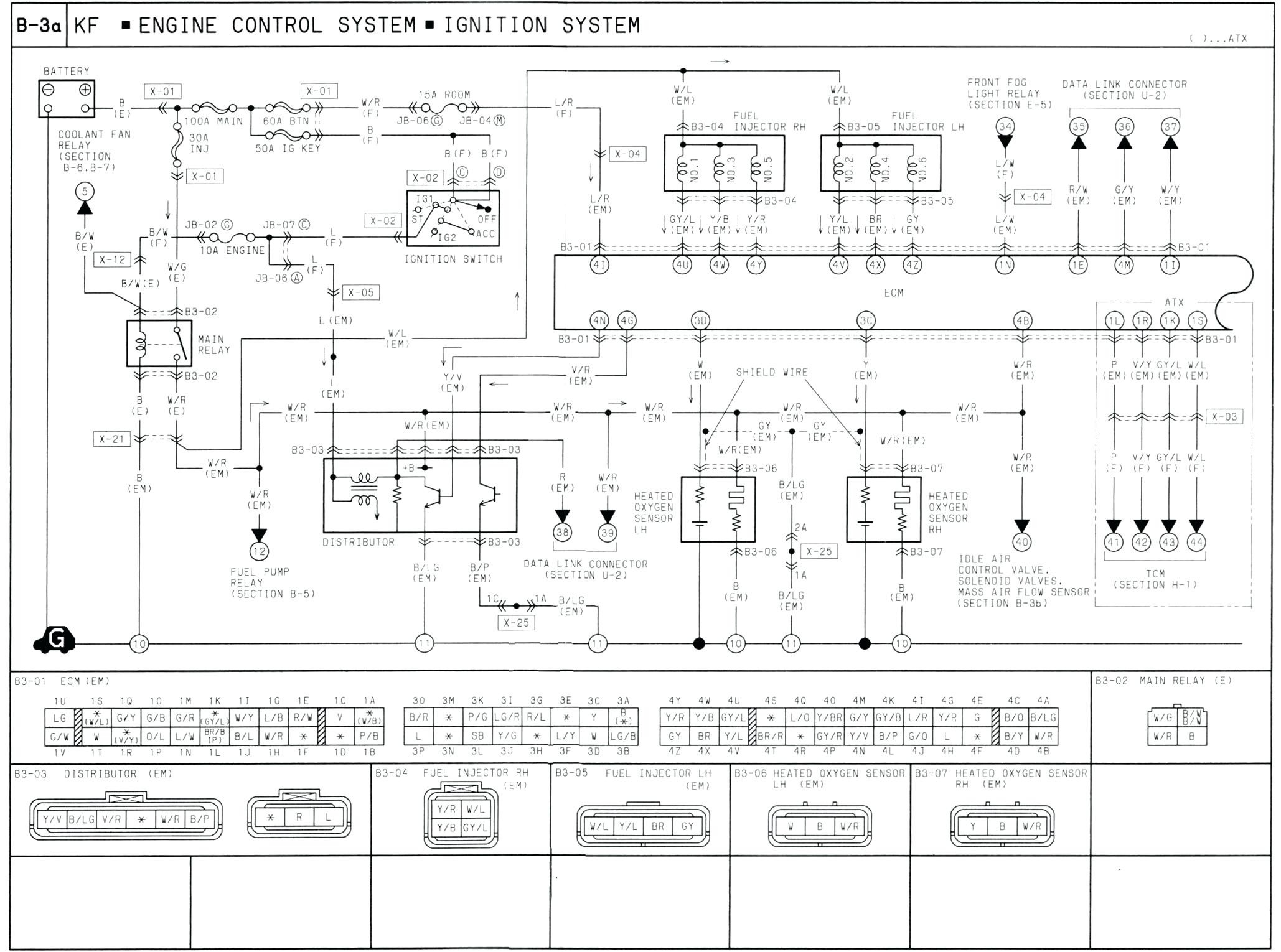 2008 Mazda 3 Engine Diagram Mazda 626 Engine Diagram Wiring Diagram for  2001 ford Explorer Of