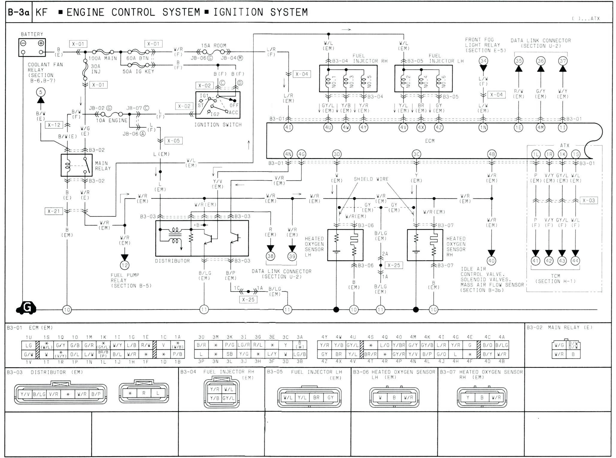 2008 Mazda 3    Engine       Diagram      My Wiring    DIagram