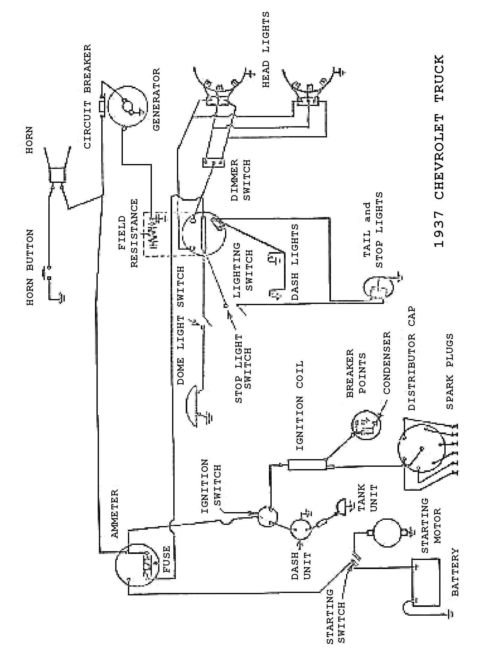 Chevy 216 Ignition Coil Wiring Diagram - wiring diagrams
