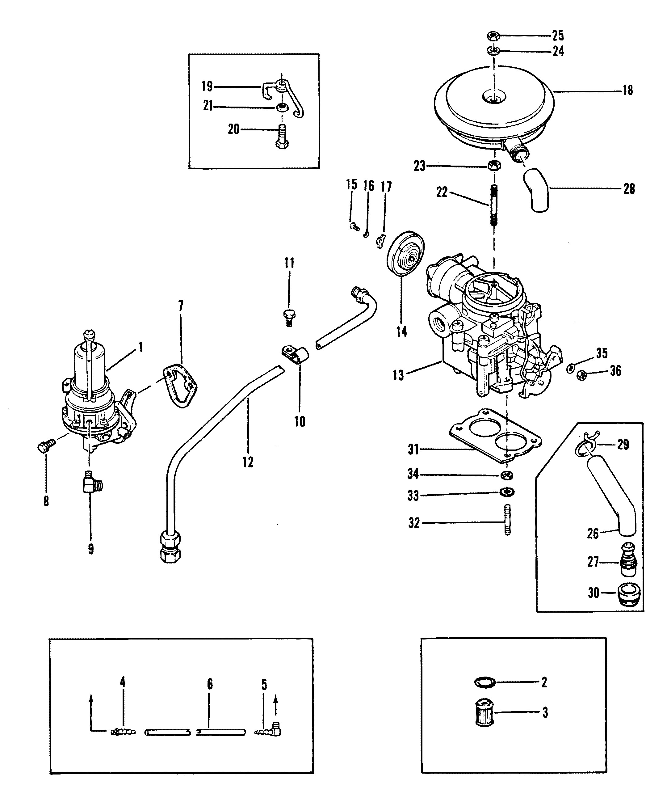 3 0 L Mercruiser Engine Diagram 350