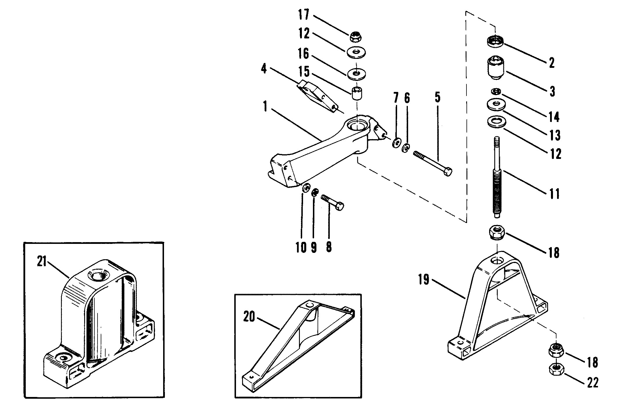 3 0 l mercruiser engine diagram engine mounting front for