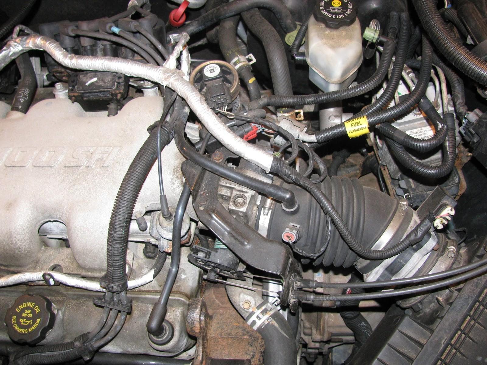 3 1 Liter V6 Engine Diagram the original Mechanic 3 1l Engine Gm Replacing Intake Manifold Of 3 1 Liter V6 Engine Diagram