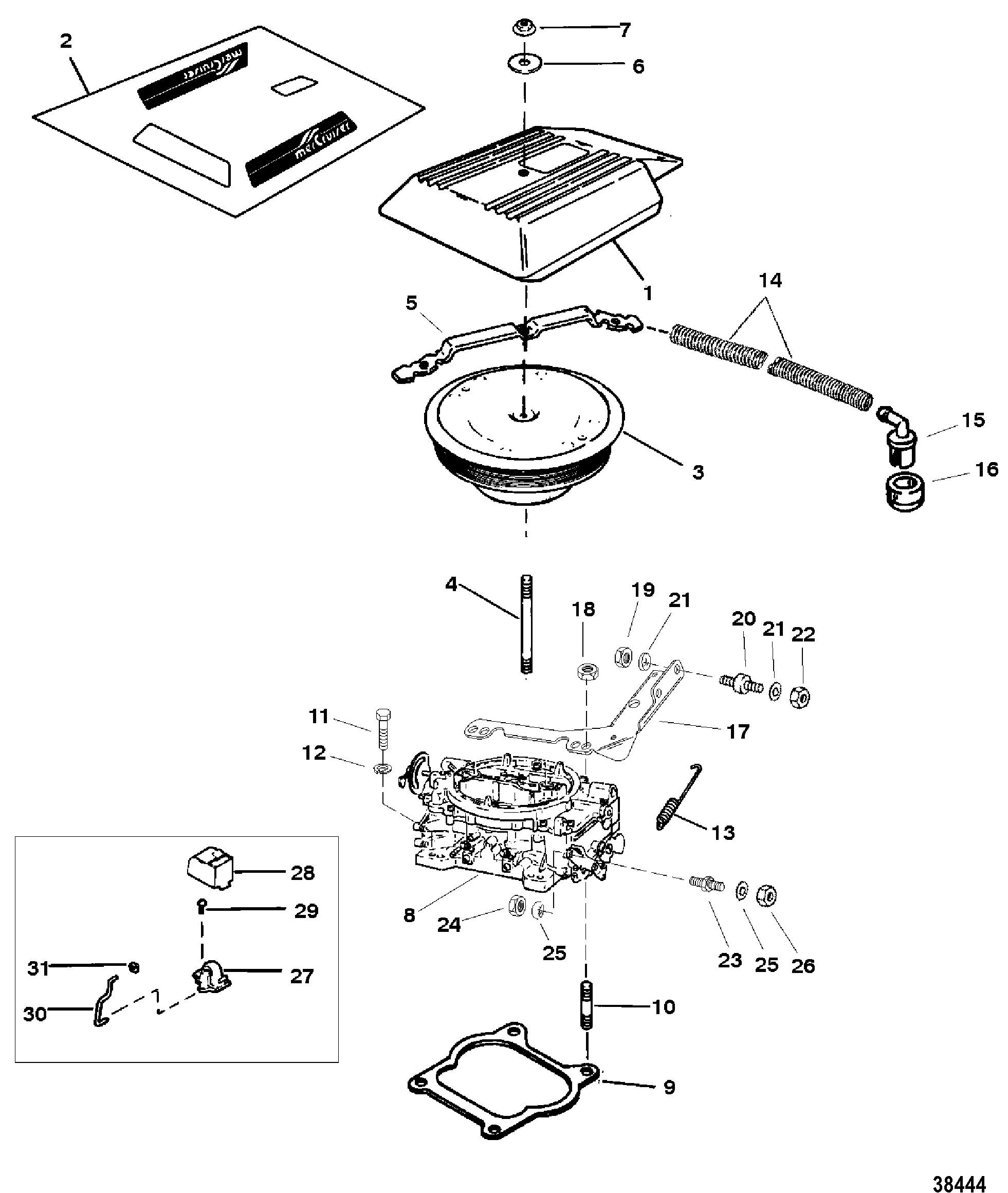 4 3 Mercruiser Engine Diagram Mercruiser 5 7 Wiring Diagram ...