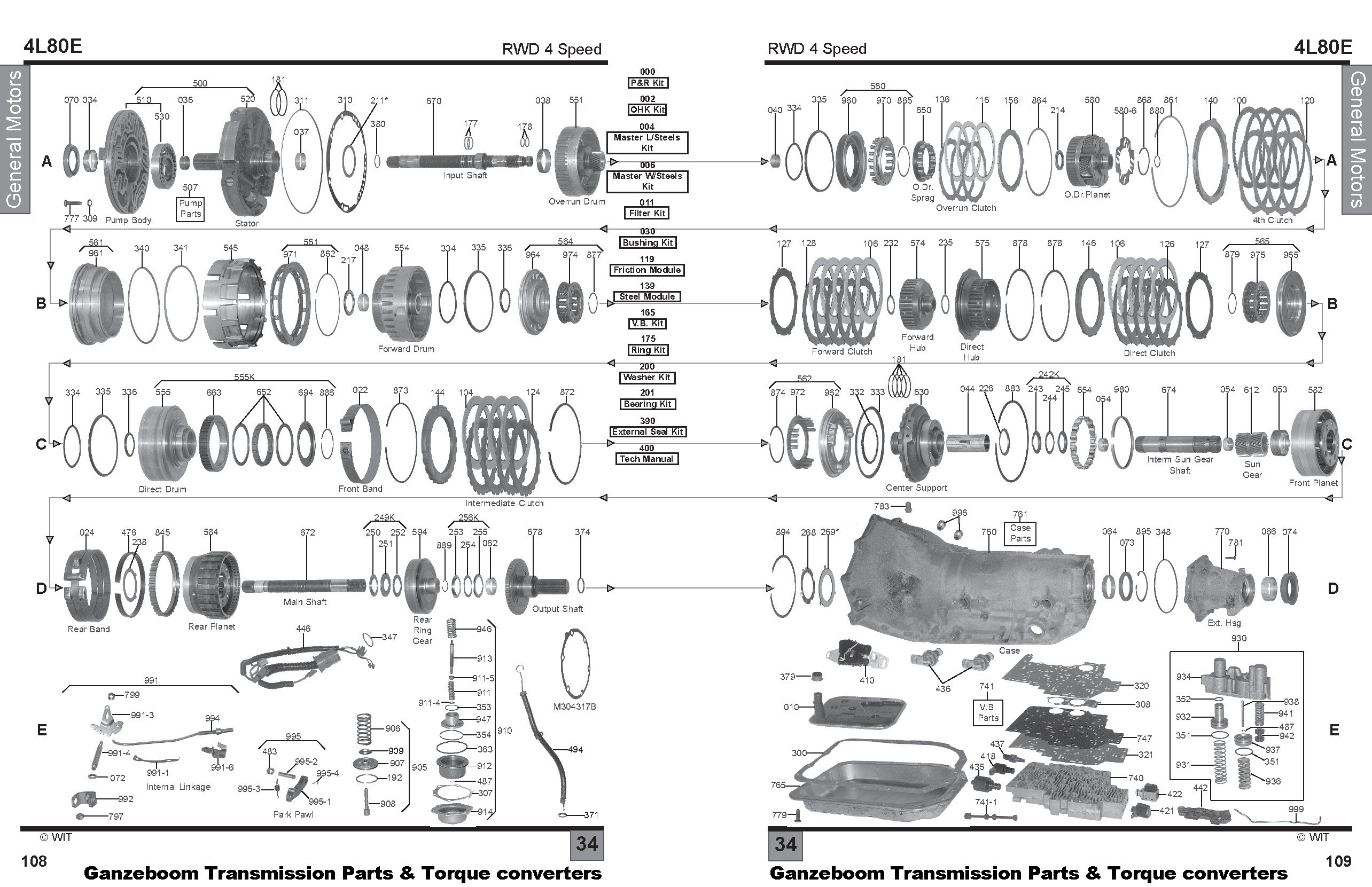 4l80e Transmission Parts Diagram 4l80e Of 4l80e Transmission Parts Diagram