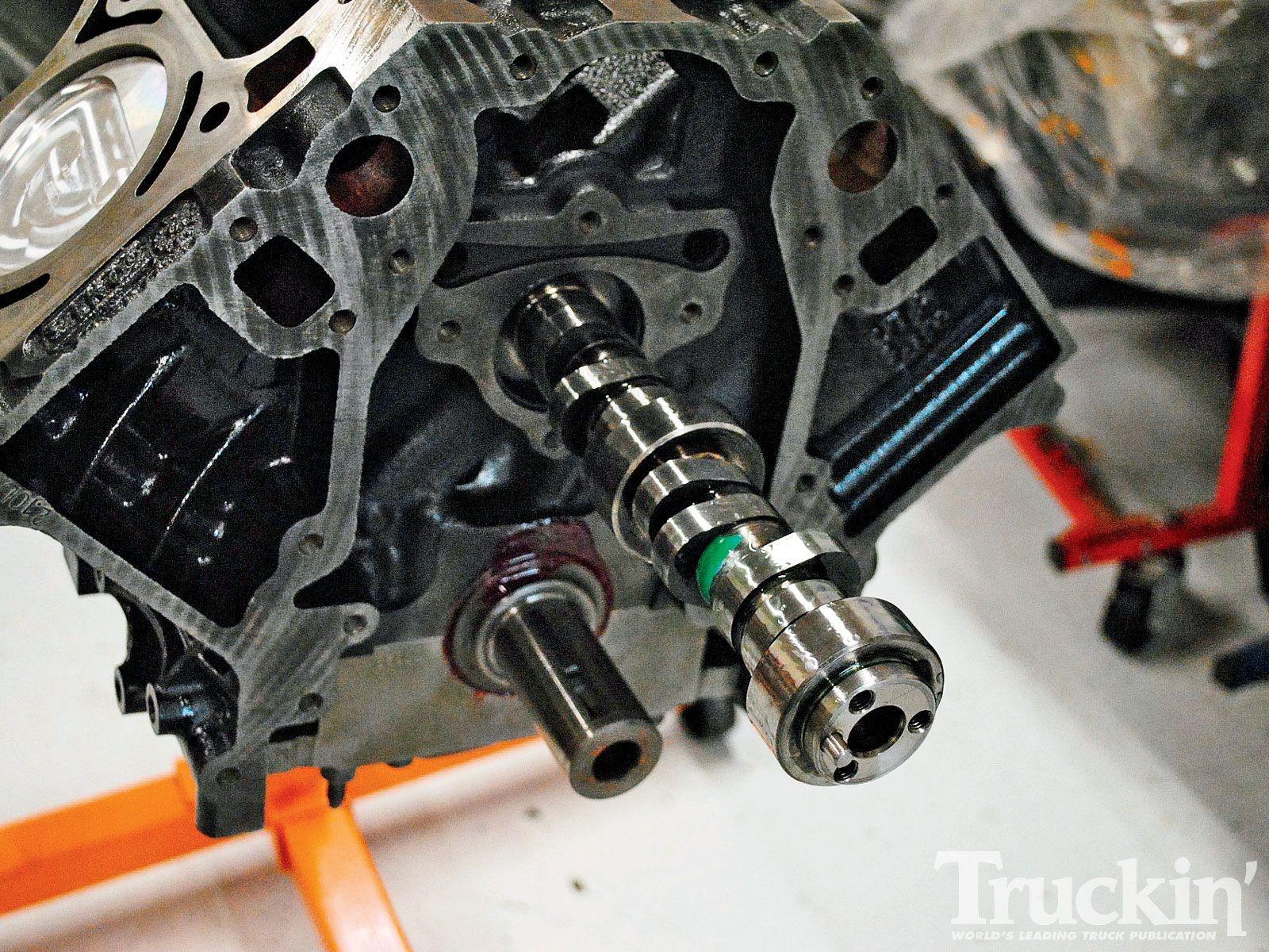 5 3 Vortec Engine Diagram 5 3l 383 Stroker Engine Build total Engine Airflow Heads Truckin Of 5 3 Vortec Engine Diagram