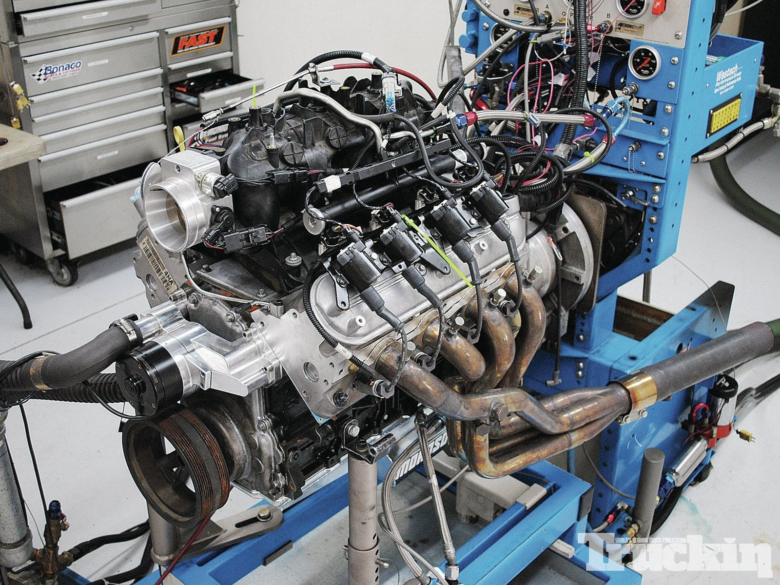 5 3 Vortec Engine Diagram Awesome Wiring Harness Chevy 3l Bow Tie Builds Mild To Wild Lm7 Engines