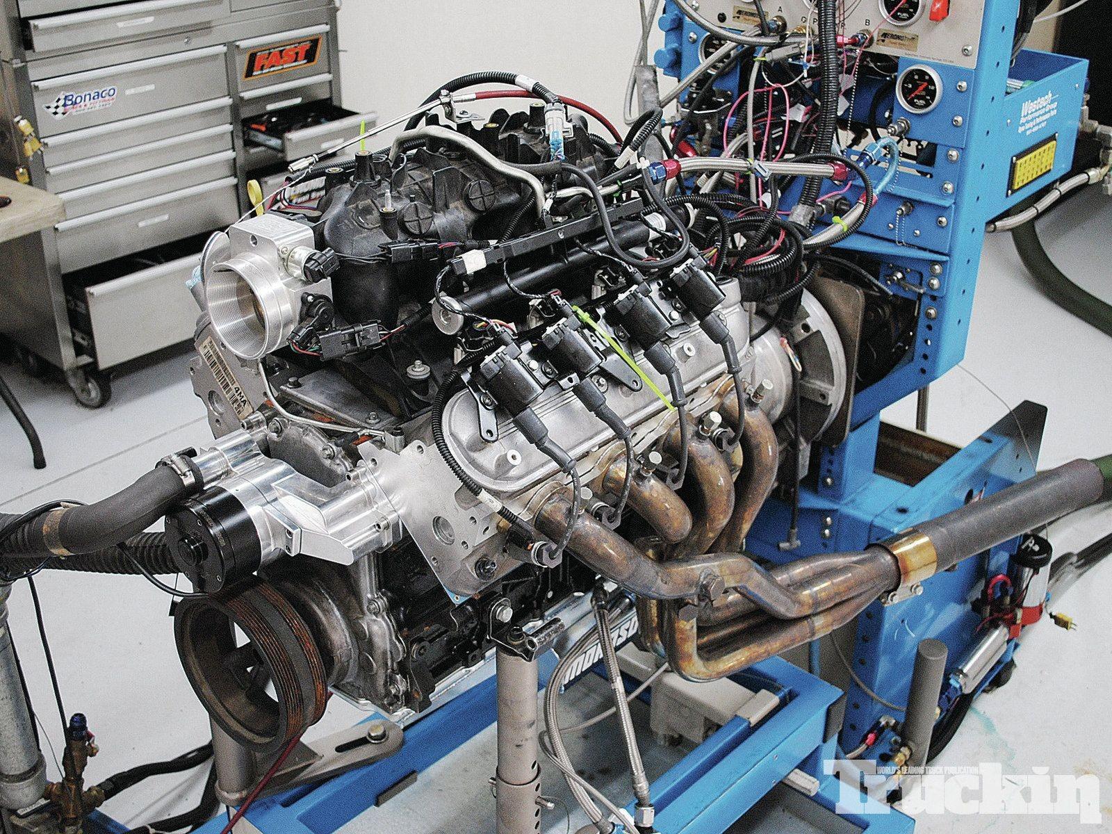 5 3 Vortec Engine Diagram 5 3l Bow Tie Builds Mild to Wild Chevy Lm7 Engines Truckin Magazine Of 5 3 Vortec Engine Diagram
