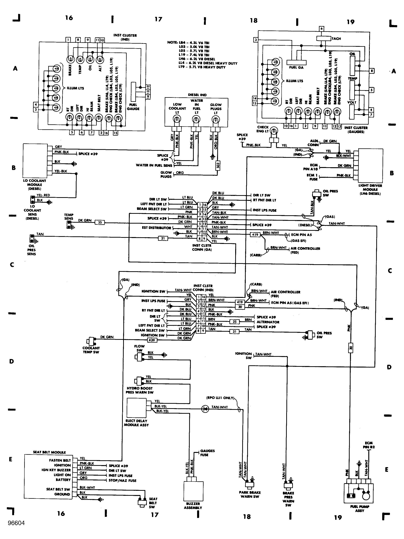 5 7 vortec engine diagram 5 7 vortec wiring diagram 4 3l vortec rh detoxicrecenze com 5.3 Vortec Engine Suburban 5.3L Engine Cover