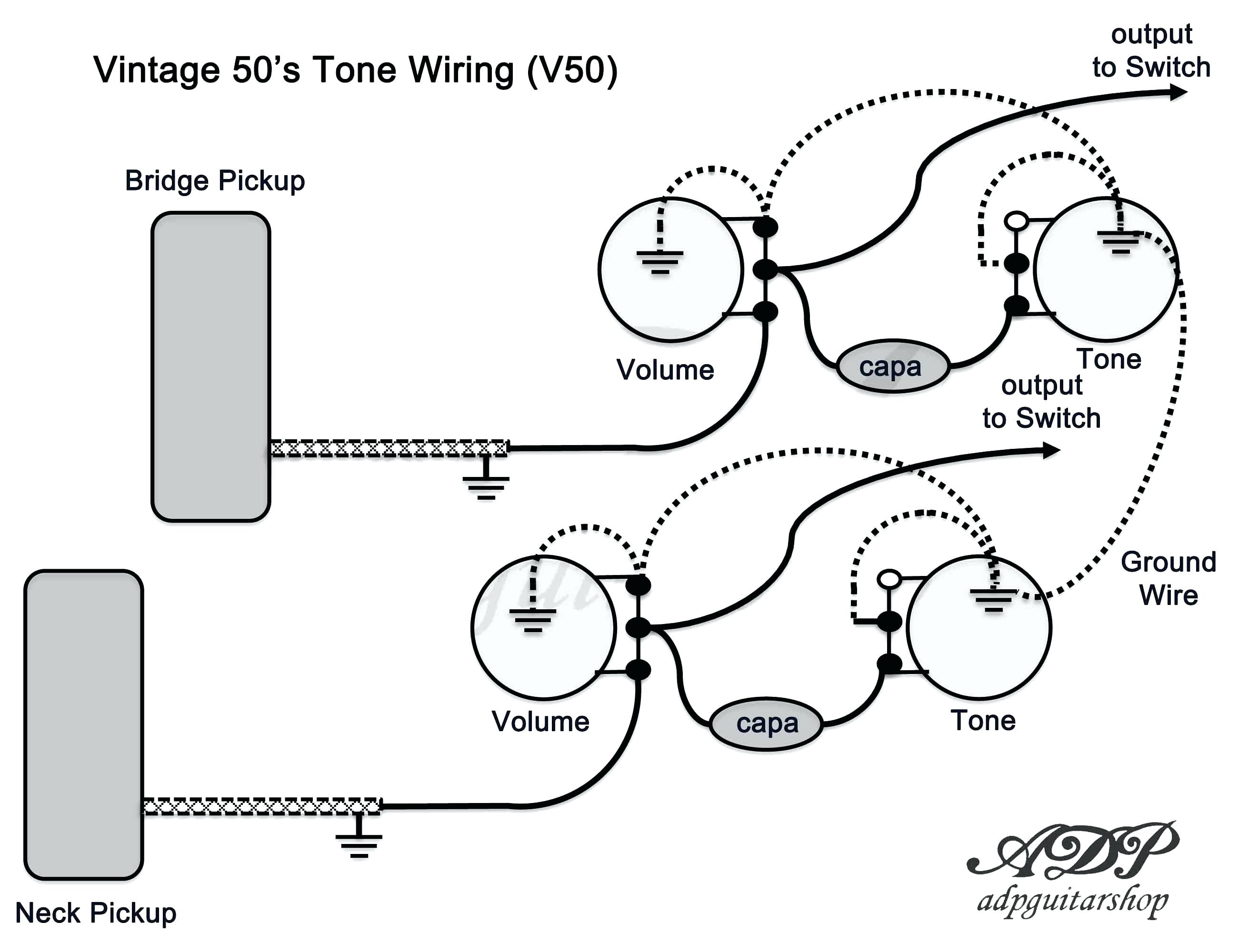 50s Les Paul Wiring Diagram Strat Wiring Diagram Additionally Strat ...