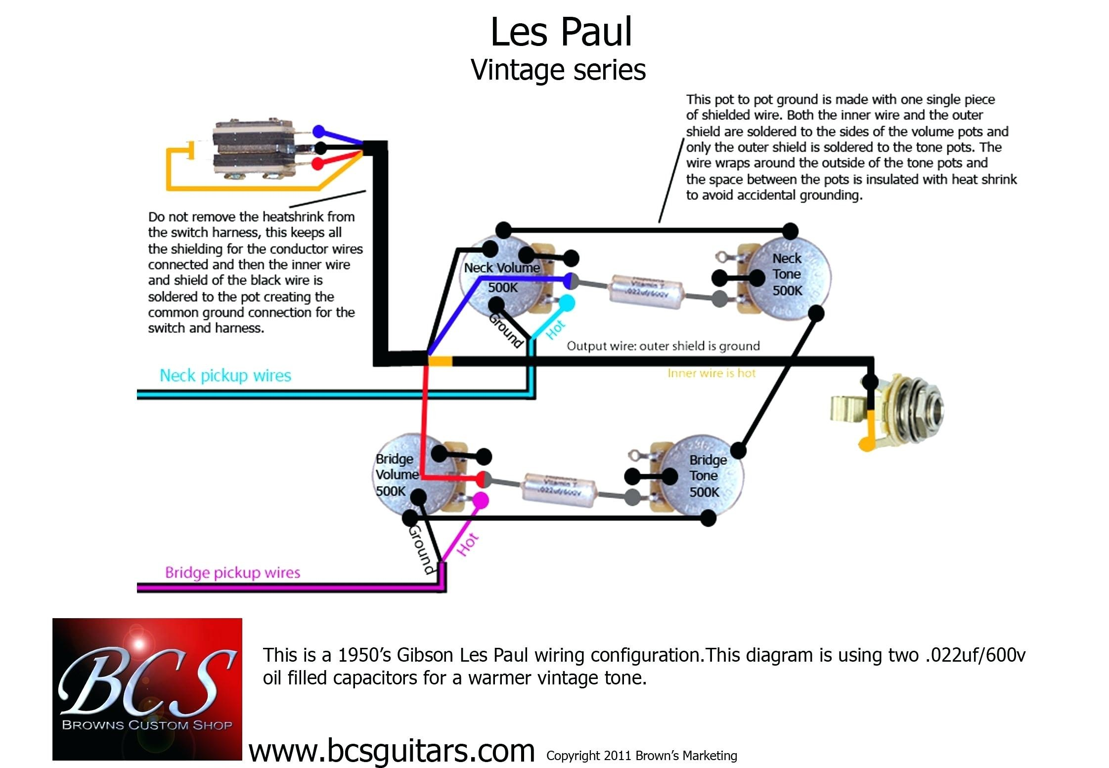 50s Les Paul Wiring Diagram Les Paul Wiring Diagram Schematic Seymour Duncan Kit Standard Of 50s Les Paul Wiring Diagram