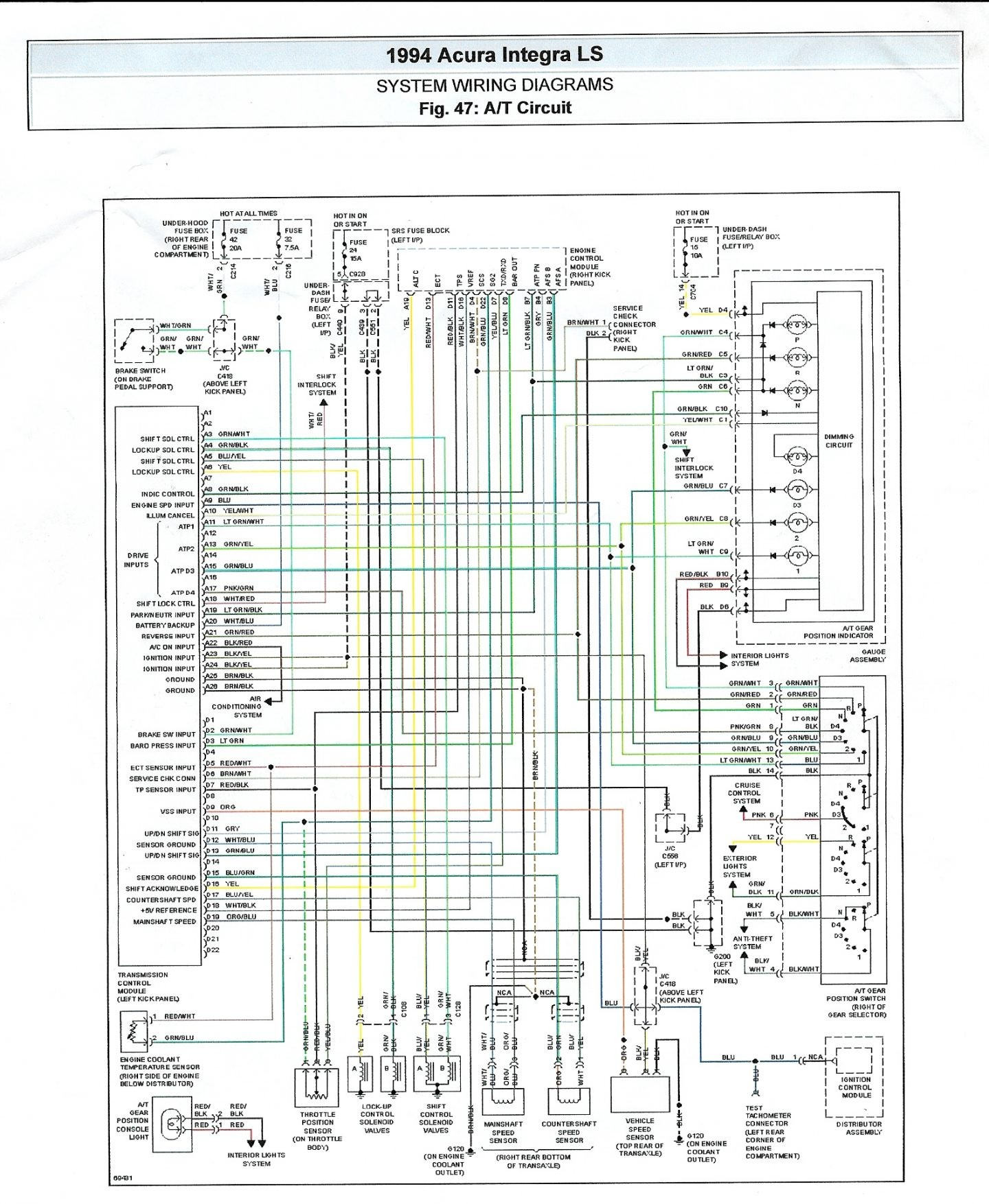 95 Honda Civic Engine Diagram Vw Transporter Wiring Diagram 95 Honda Civic  Transmission Diagram Of 95