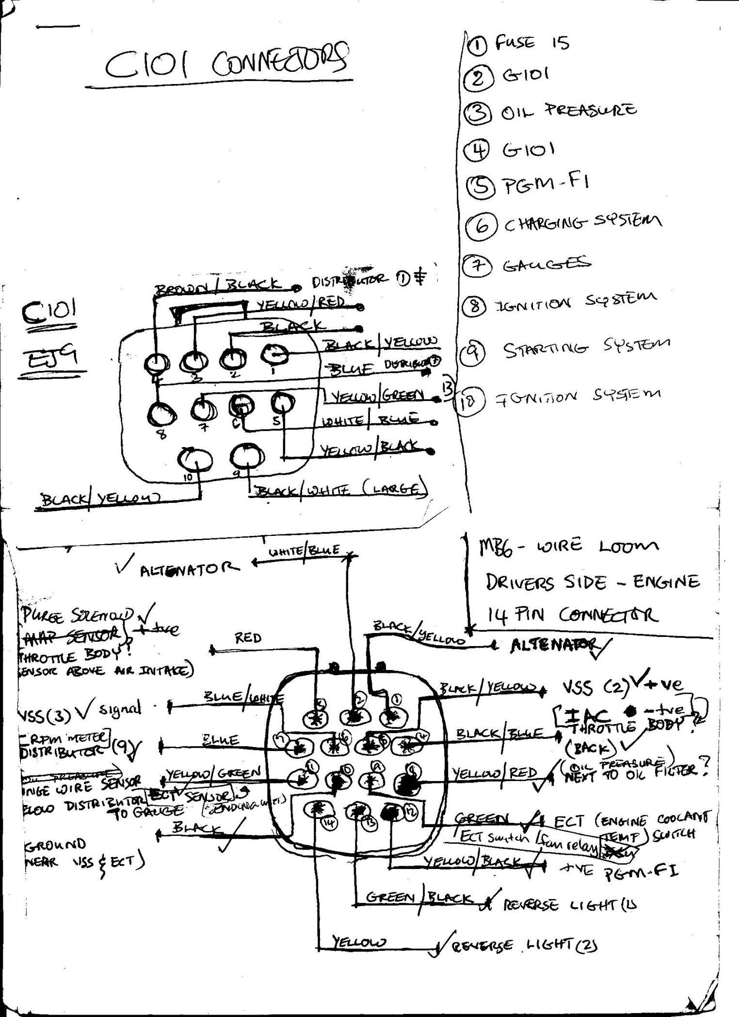 99 Civic Engine Diagram B18c4 Into 1 4 Ej9 Help Please Of 99 Civic Engine Diagram