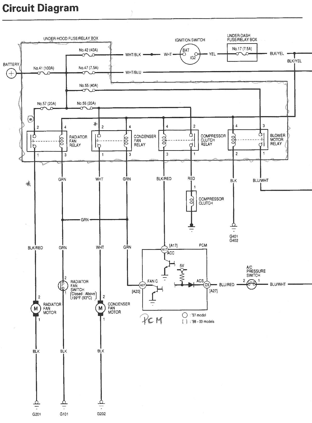 99 Honda Accord Engine Diagram - Wiring Diagram Networks | Wiring Diagram For 1999 Honda Accord |  | Wiring Diagram Networks - blogger