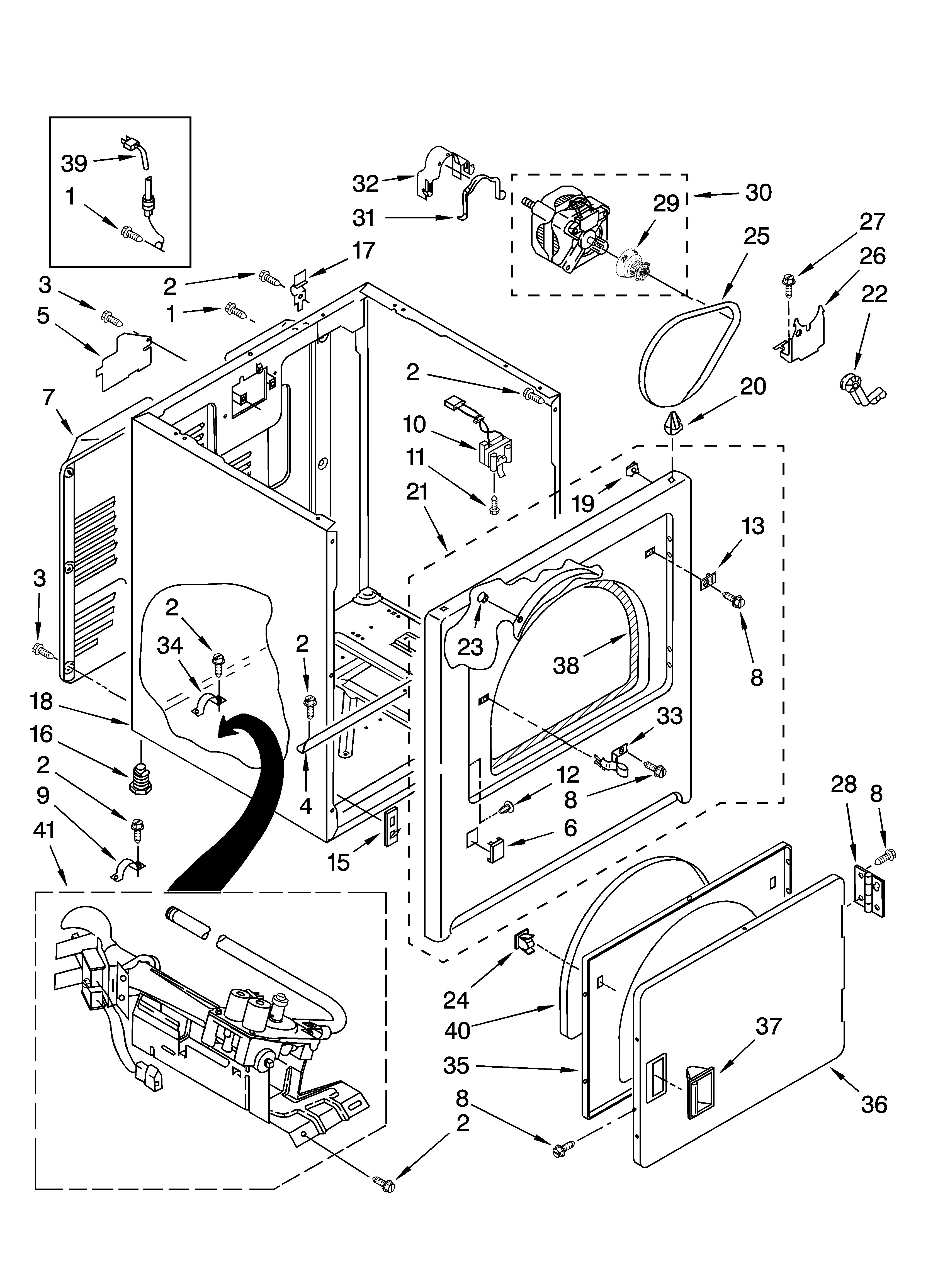 Admiral Dryer Parts Diagram Admiral Model Agd4475tq1 Residential Dryer Genuine Parts Of Admiral Dryer Parts Diagram