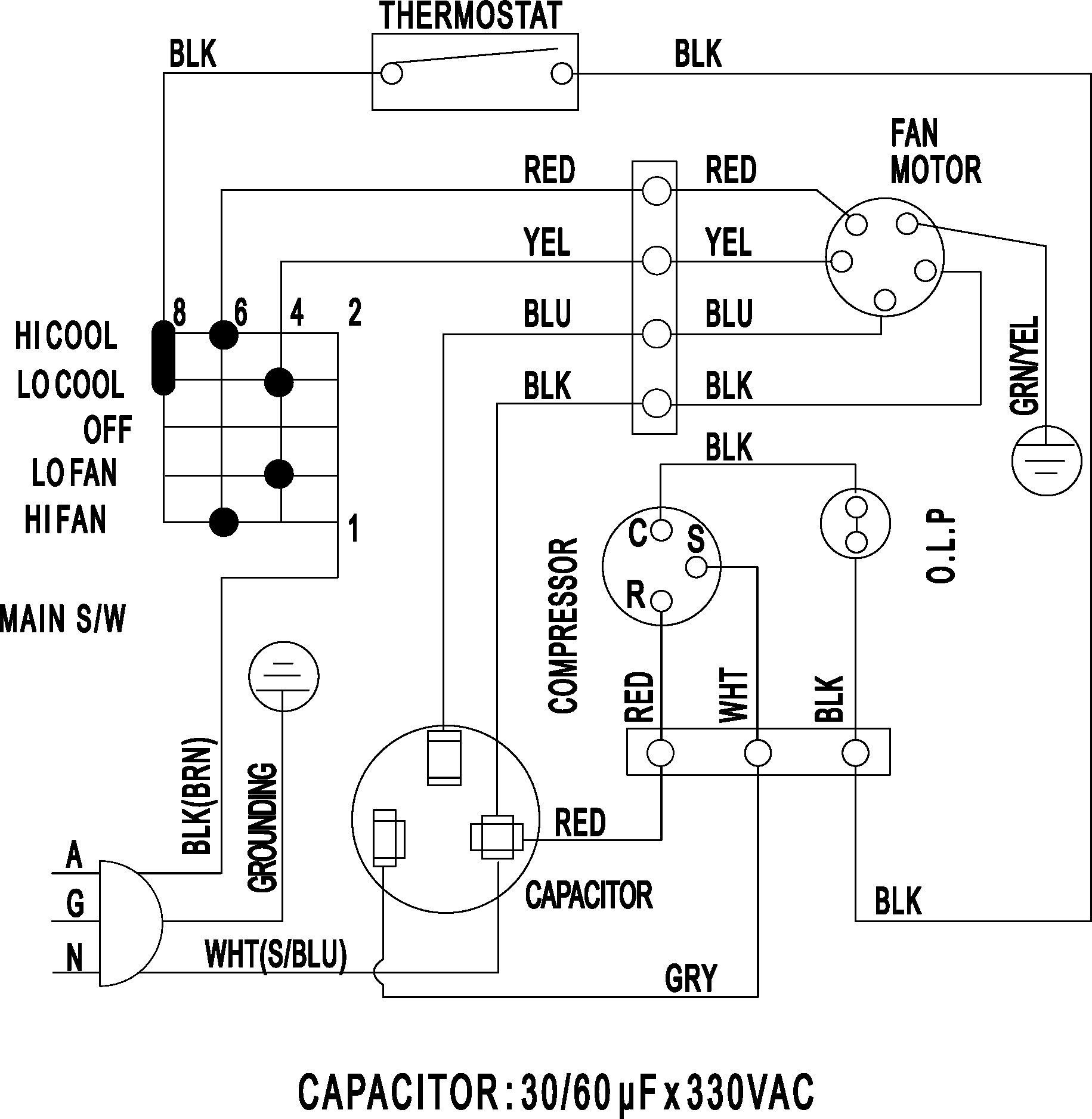 Air Conditioner Wiring Diagram Incredible Wiring Diagram Ac Split Copy Carrier Air for is A System Of Air Conditioner Wiring Diagram