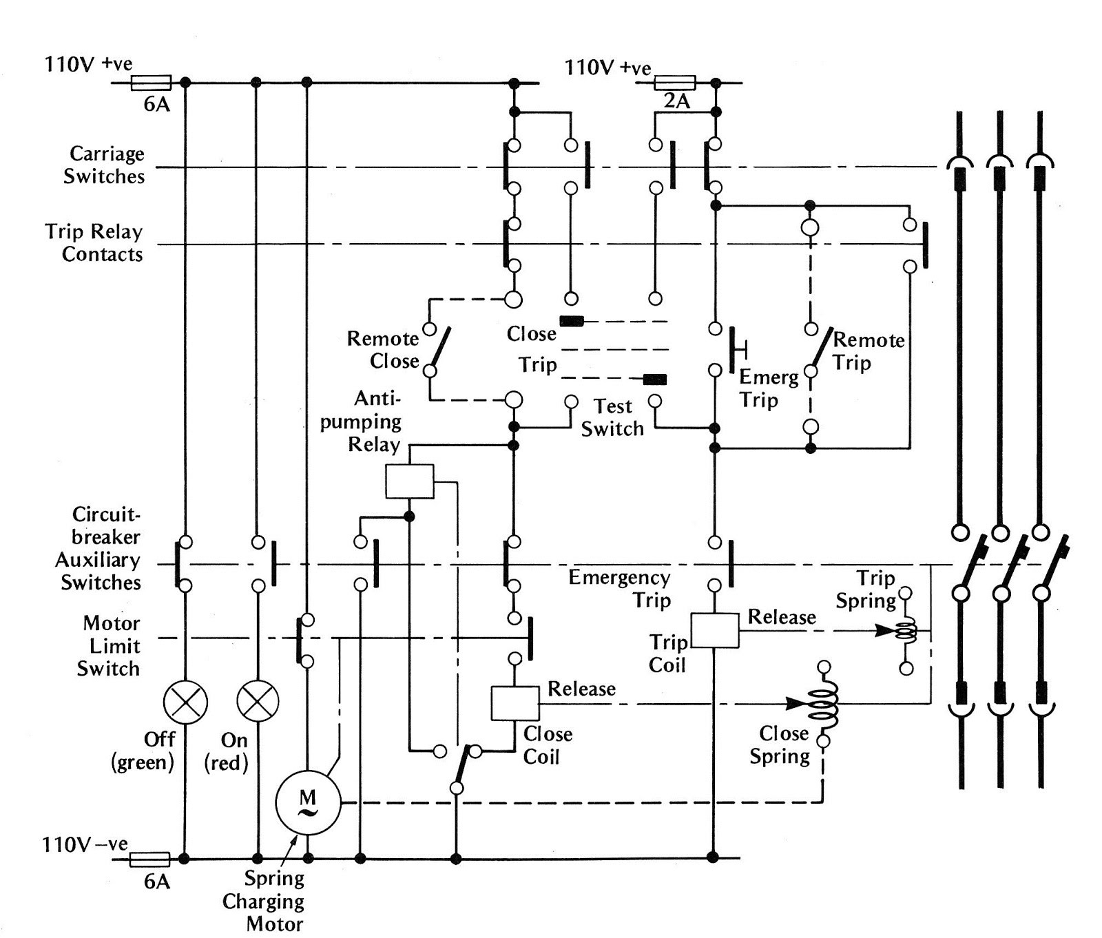 Allen-bradley Motor Starter Wiring Diagram