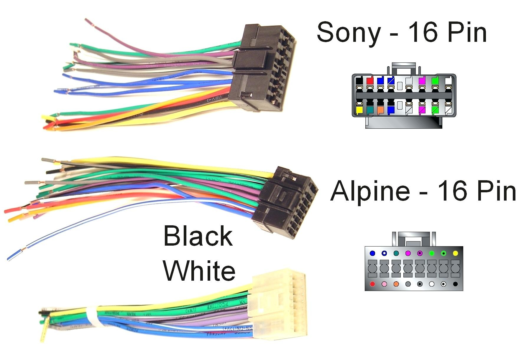 Alpine Car Stereo Wiring Diagram Kenwood Home Perfect With Additional For A Of