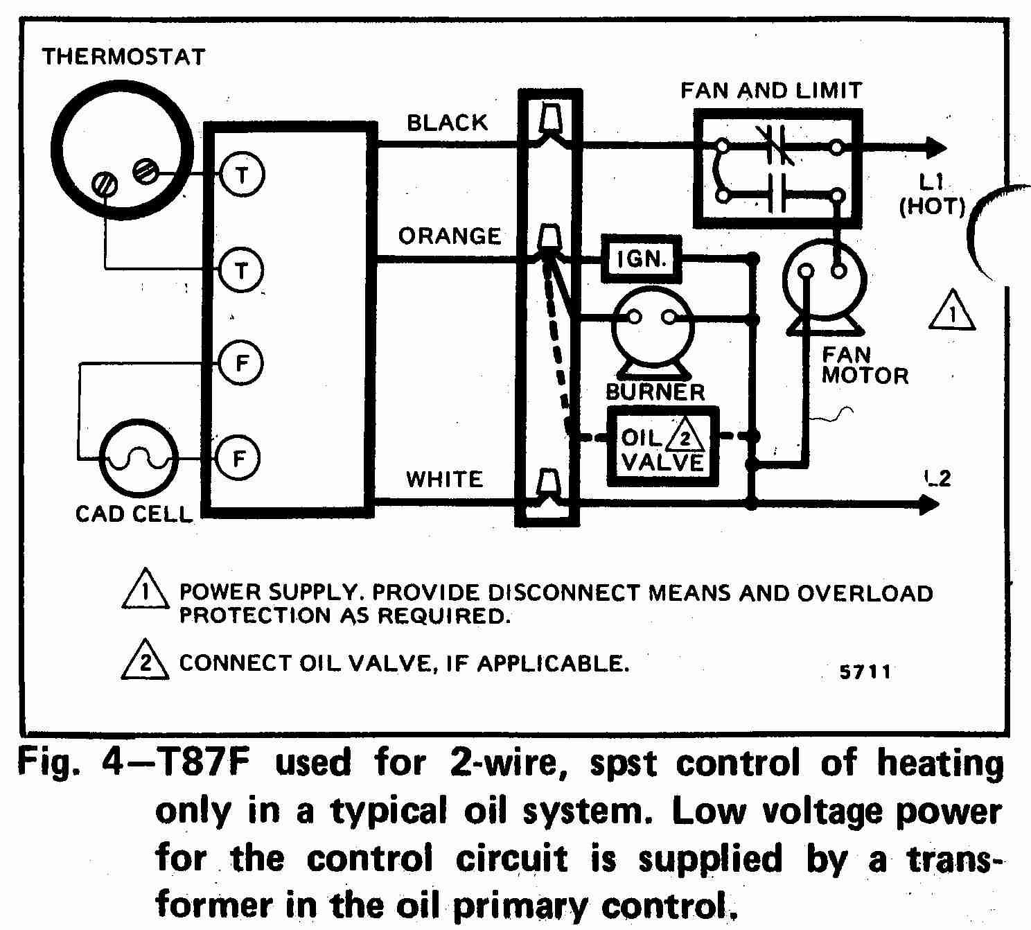 American Standard Thermostat Wiring Diagram : Standard heat pump thermostat wiring diagram for best