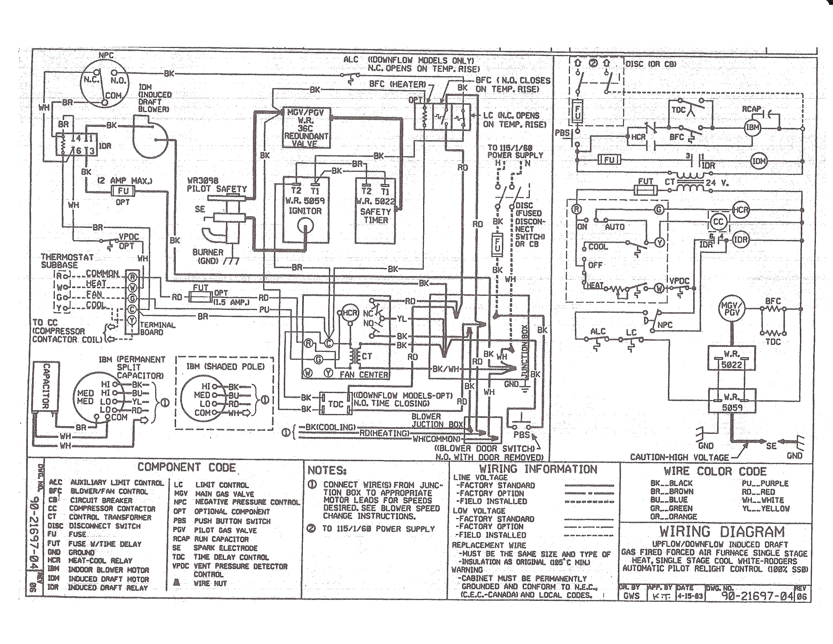 American Standard Furnace Wiring Diagram Gas Furnace Wiring Diagram Exquisite Shape Older Label Beauteous Of American Standard Furnace Wiring Diagram