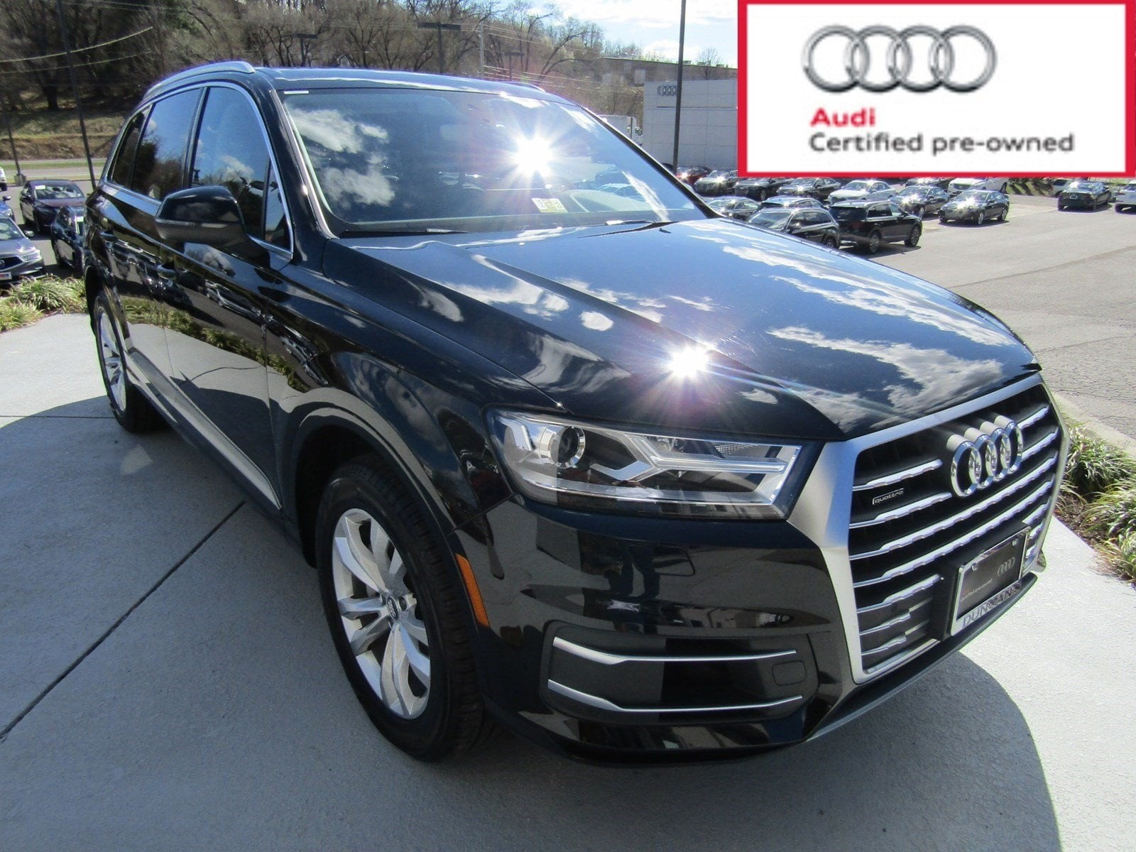 parts electrical touchpad system trunk satellite media used audio mounted receiver opt id audi radio auto