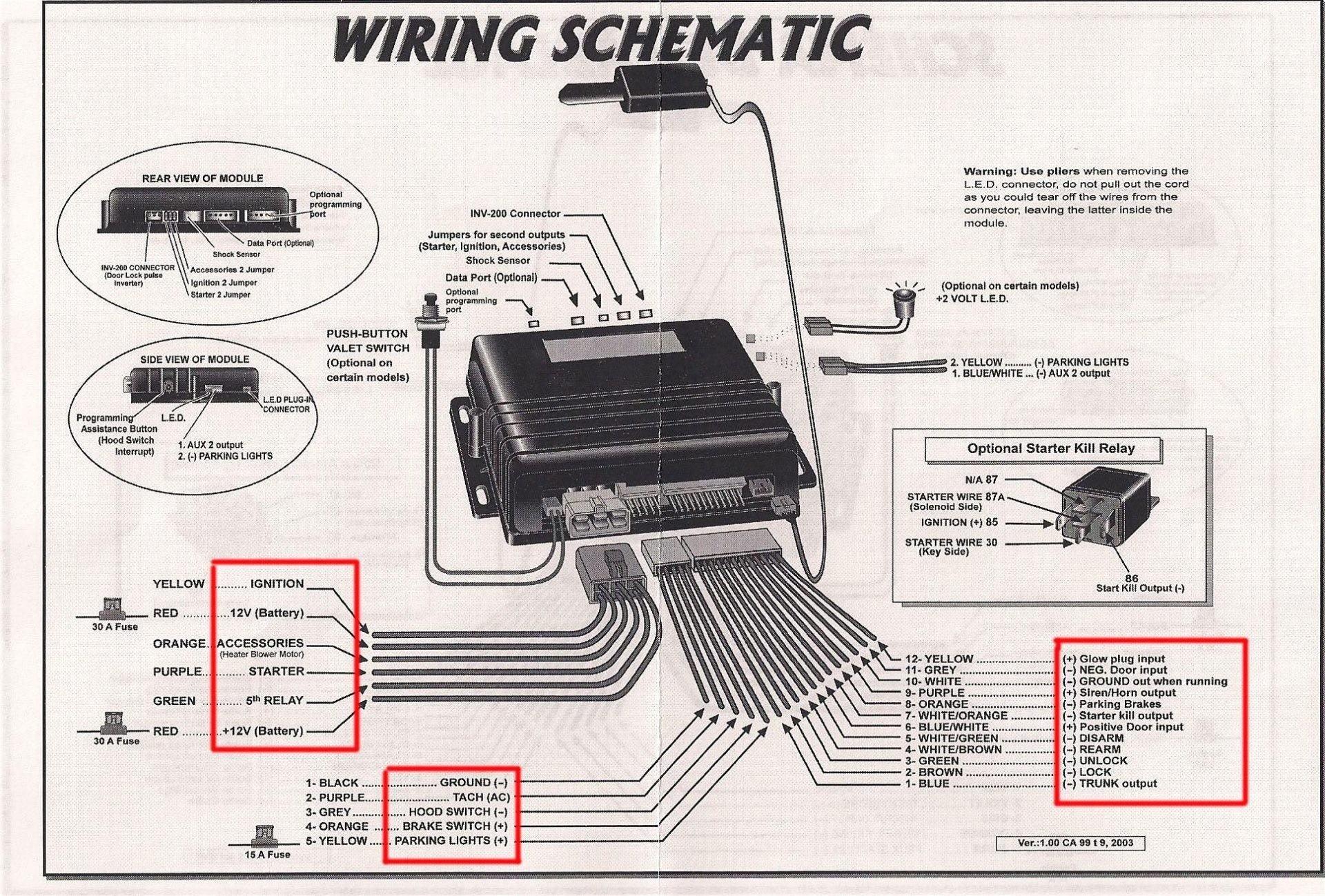 Audiovox Car Alarm Wiring Diagram New Car Security System Wiring Diagram Irelandnews Of Audiovox Car Alarm Wiring Diagram