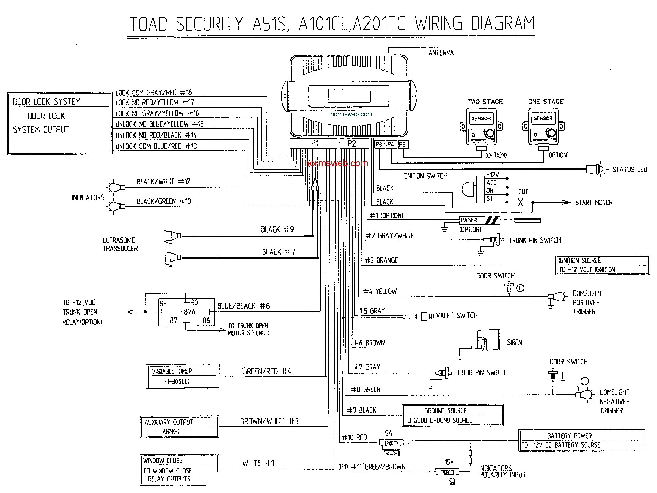 Audiovox Car Alarm Wiring Diagram Old Fashioned Audiovox Wiring Diagram Ensign Electrical Wiring Of Audiovox Car Alarm Wiring Diagram