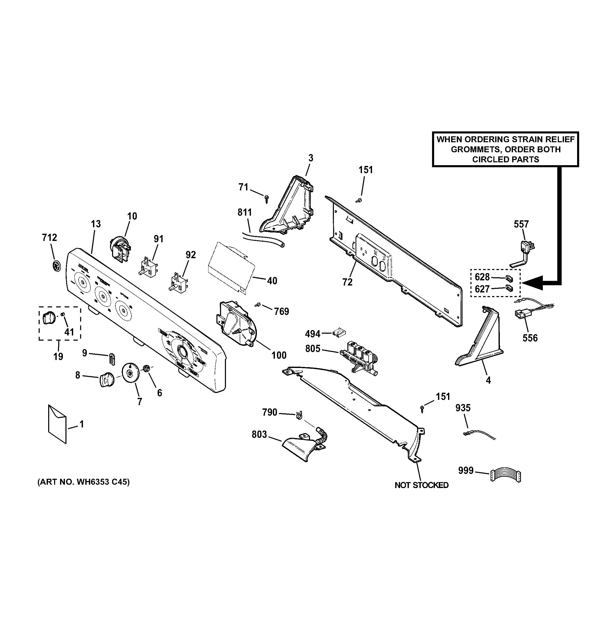 Auto Parts Diagram Ge Model Gtw180ssj0ww Residential Washers Genuine Parts Of Auto Parts Diagram