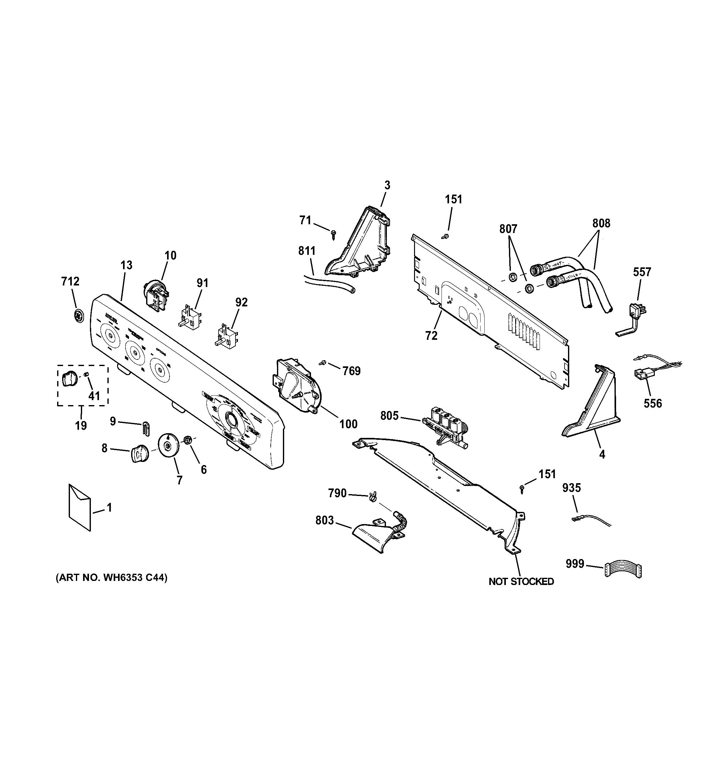 Auto Parts Diagram Ge Washer Parts Model Gcwn2800d2ww Of Auto Parts Diagram