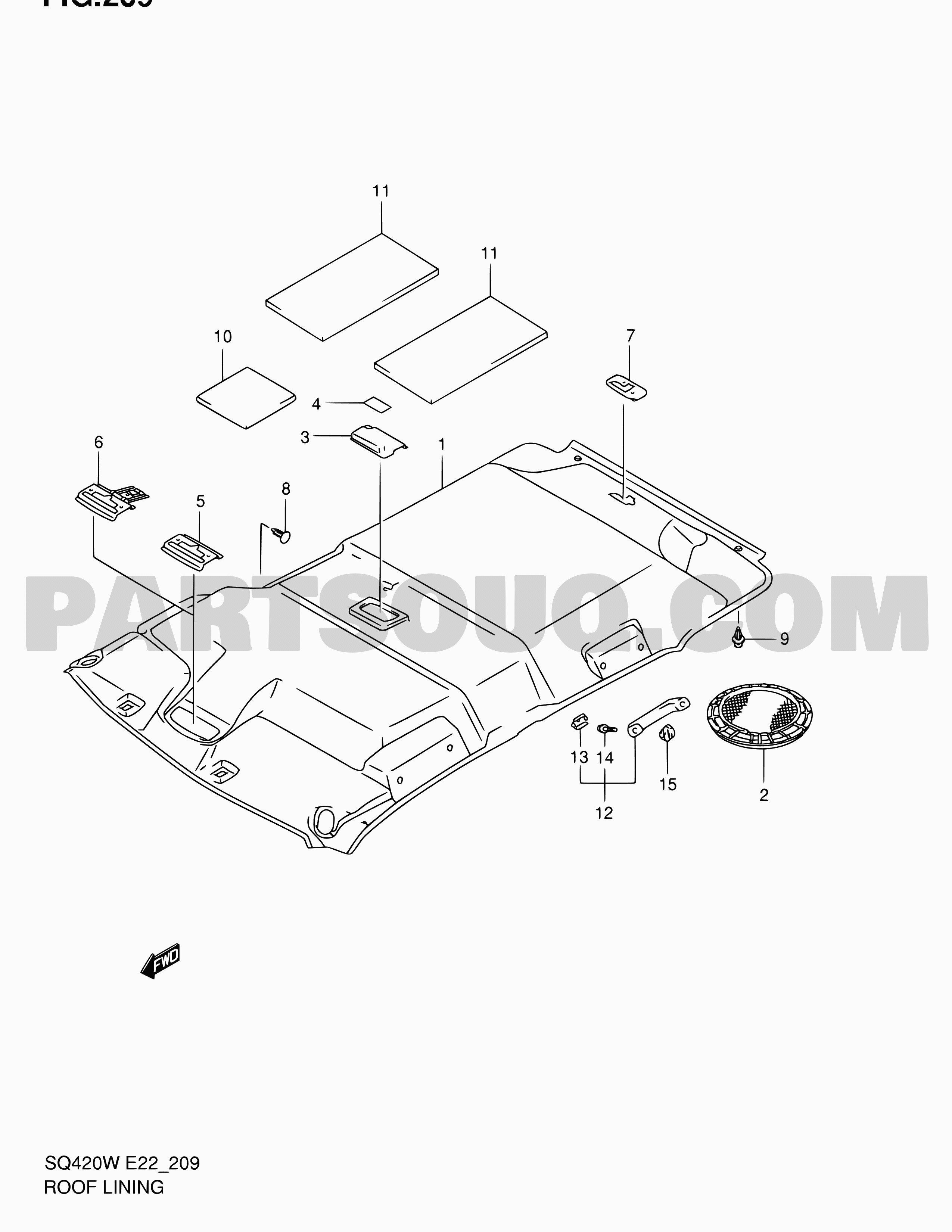 auto suspension diagram