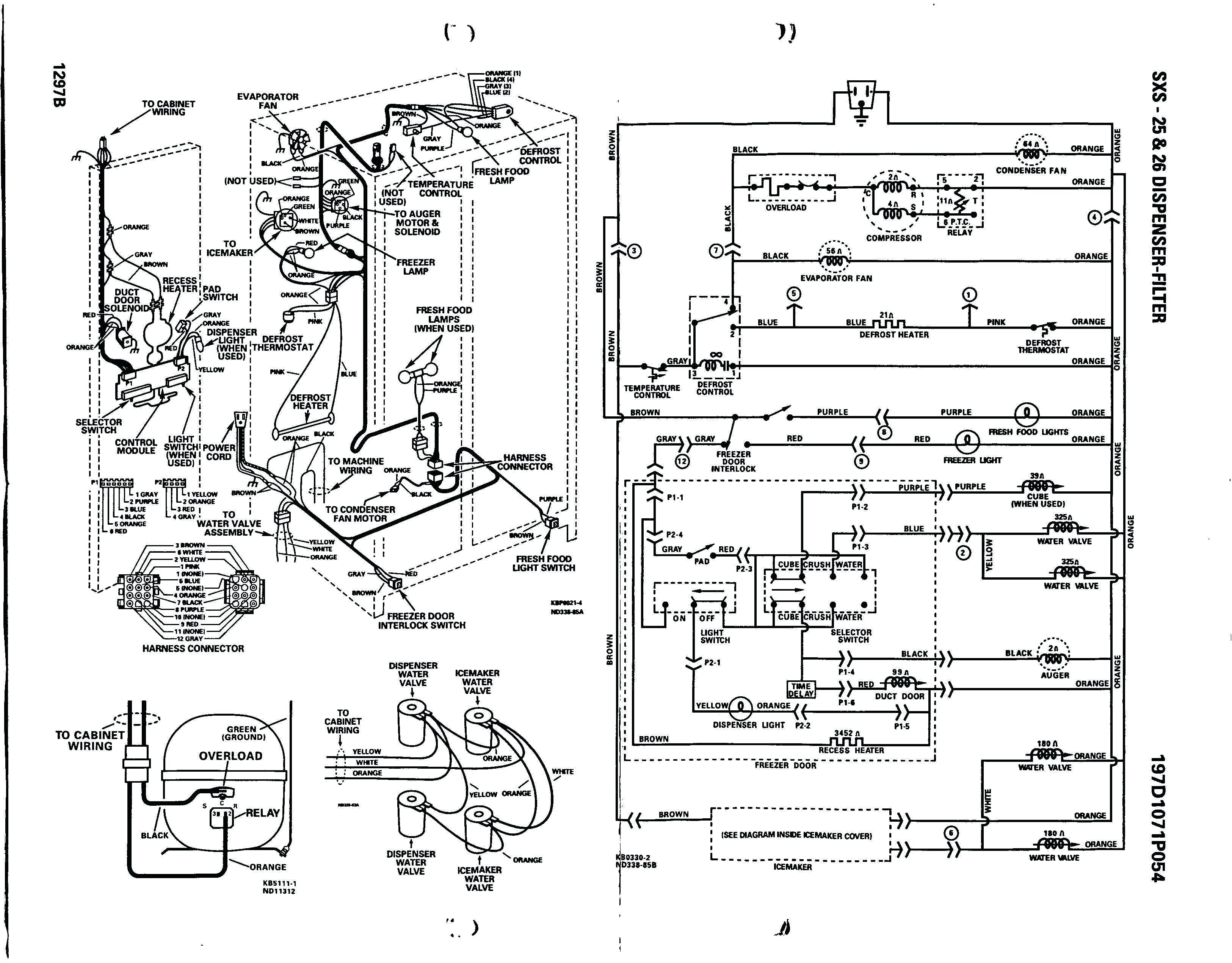 Automotive Air Conditioning Diagram Auto Air Conditioning Wiring Diagram Pdf Automotive Of Automotive Air Conditioning Diagram