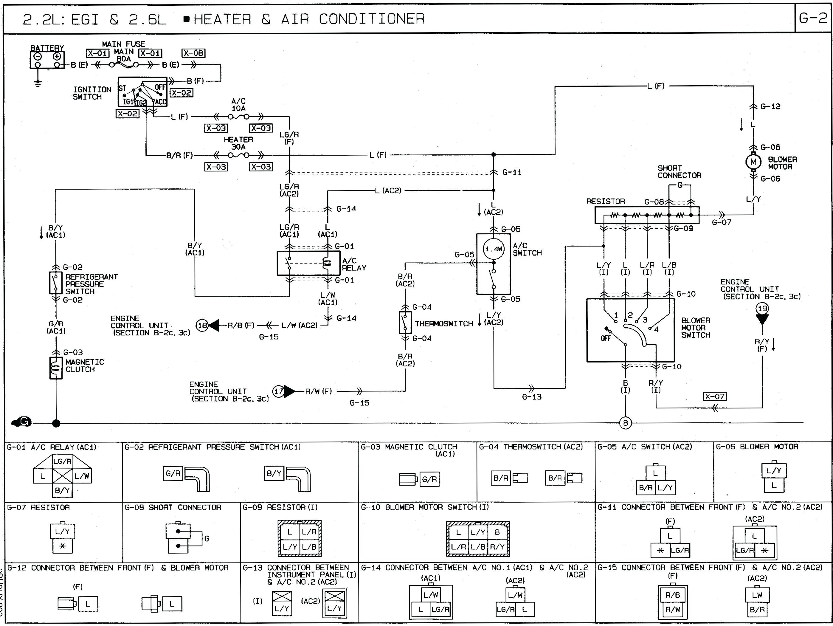Automotive Air Conditioning Diagram Conditioner Simple Start Stop Wiring Split Pdf Central White Of
