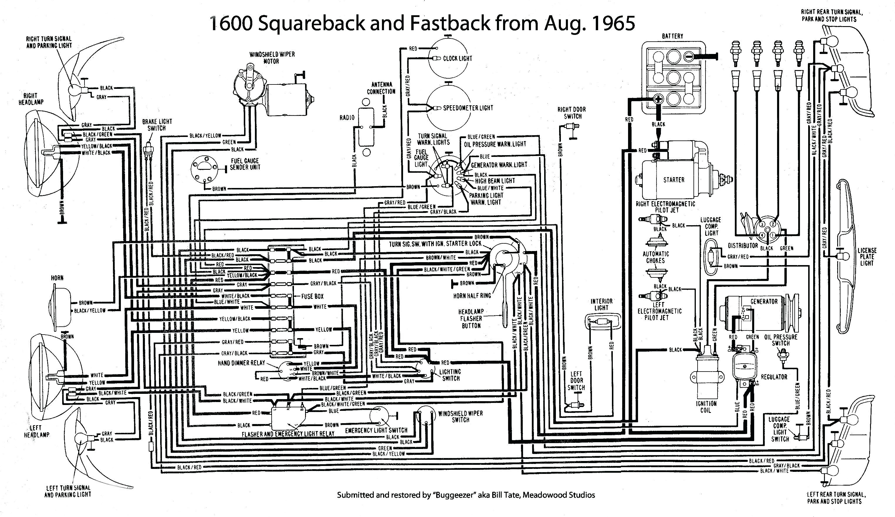 Vw Type 3 Engine Diagram Good 1st Wiring Volkswagen Super Beetle Library Rh 57 Codingcommunity De
