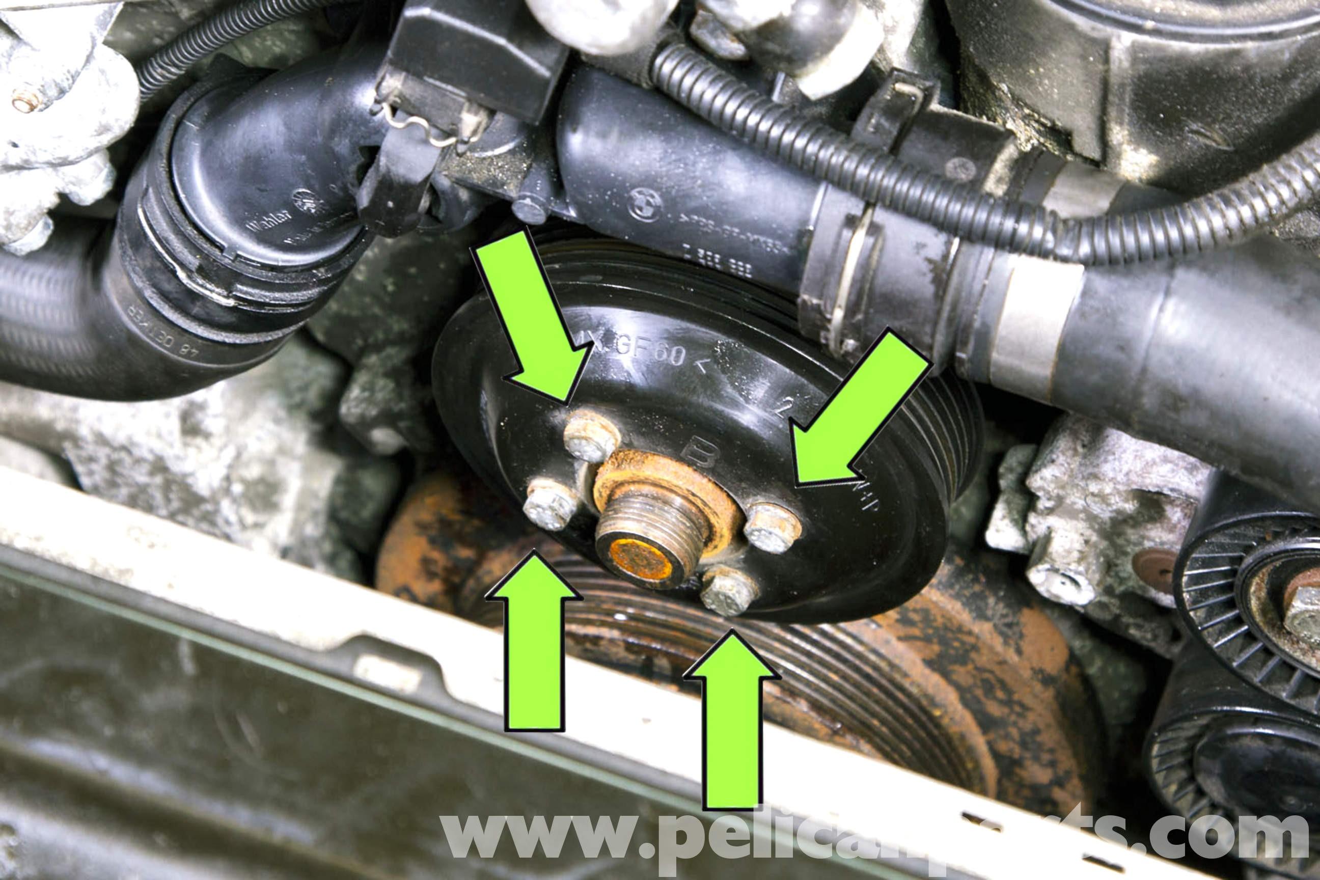 Bmw 318ti Engine Diagram Bmw E46 Water Pump Replacement Of Bmw 318ti Engine Diagram