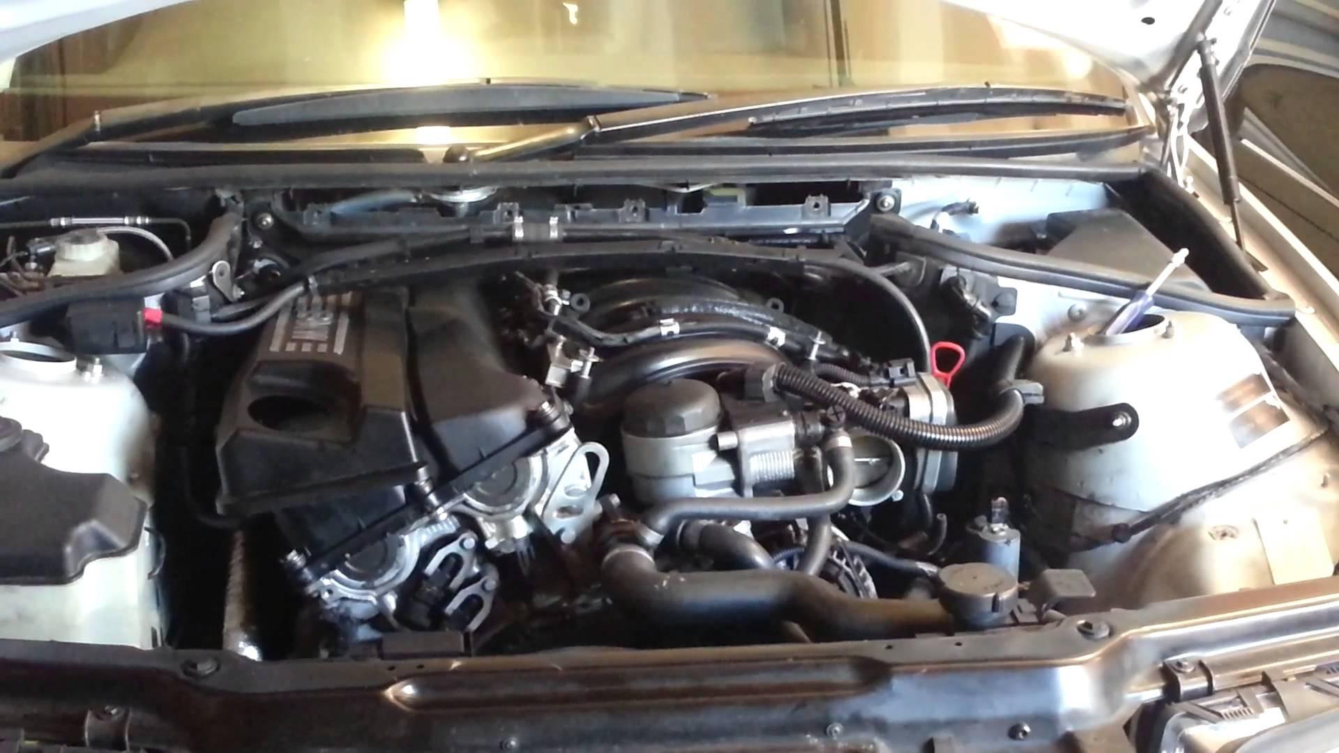 Bmw 318ti Engine Diagram Replace Oil Separator Crankcase Ventilator Ccv On Bmw E46 N42 Of Bmw 318ti Engine Diagram